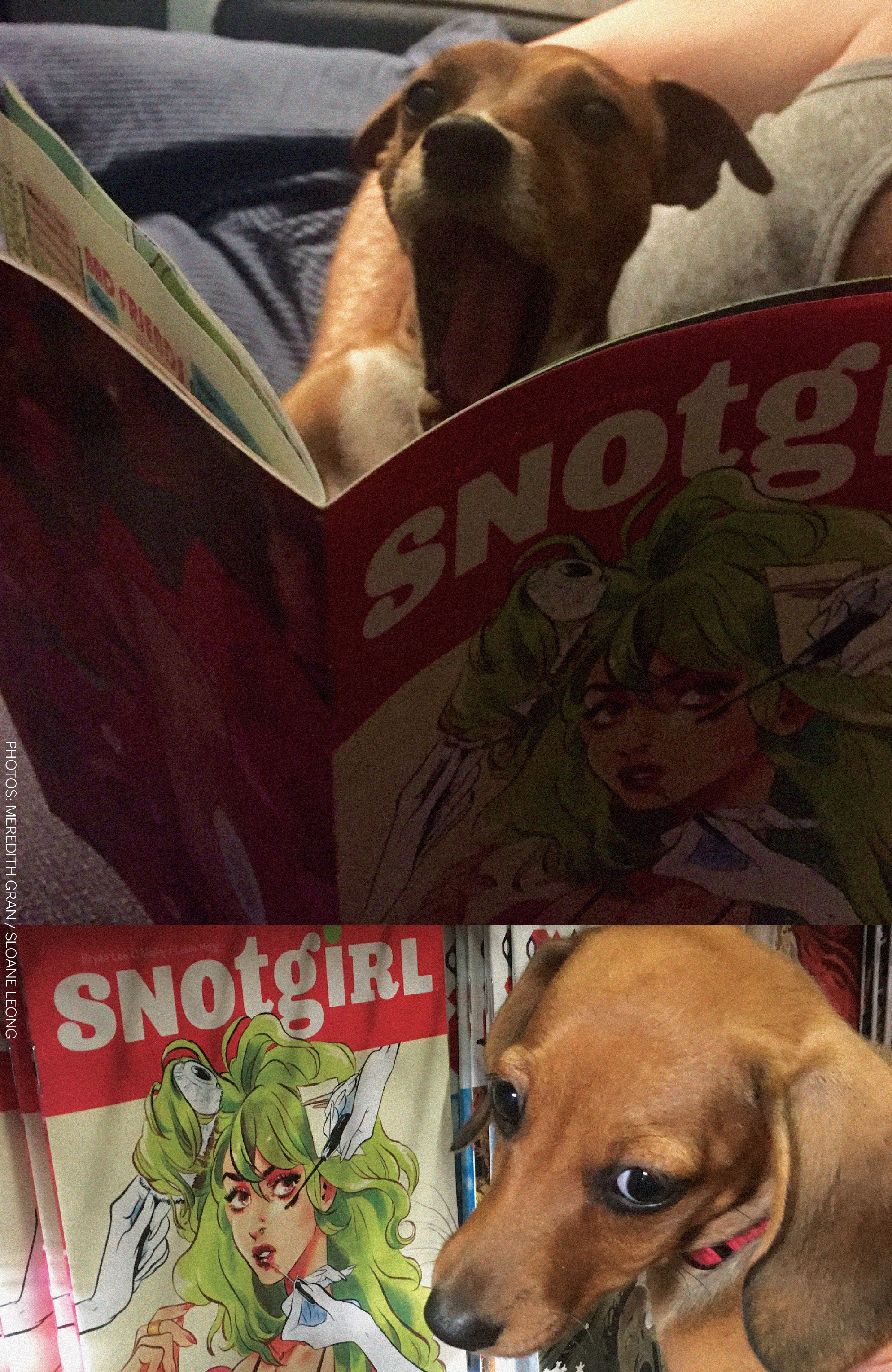 Read online Snotgirl comic -  Issue #3 - 30