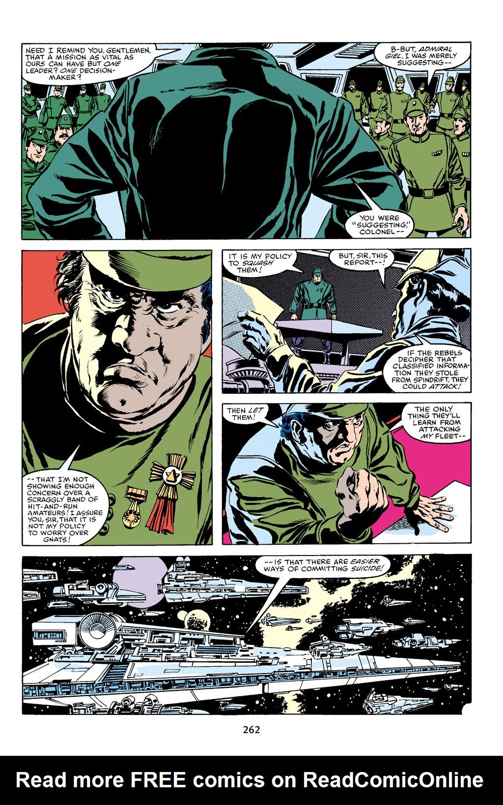 Read online Star Wars Omnibus comic -  Issue # Vol. 16 - 258
