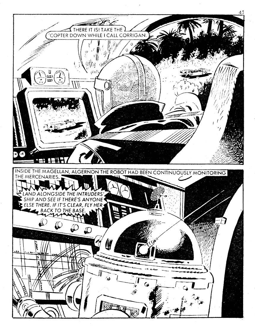 Starblazer issue 30 - Page 45
