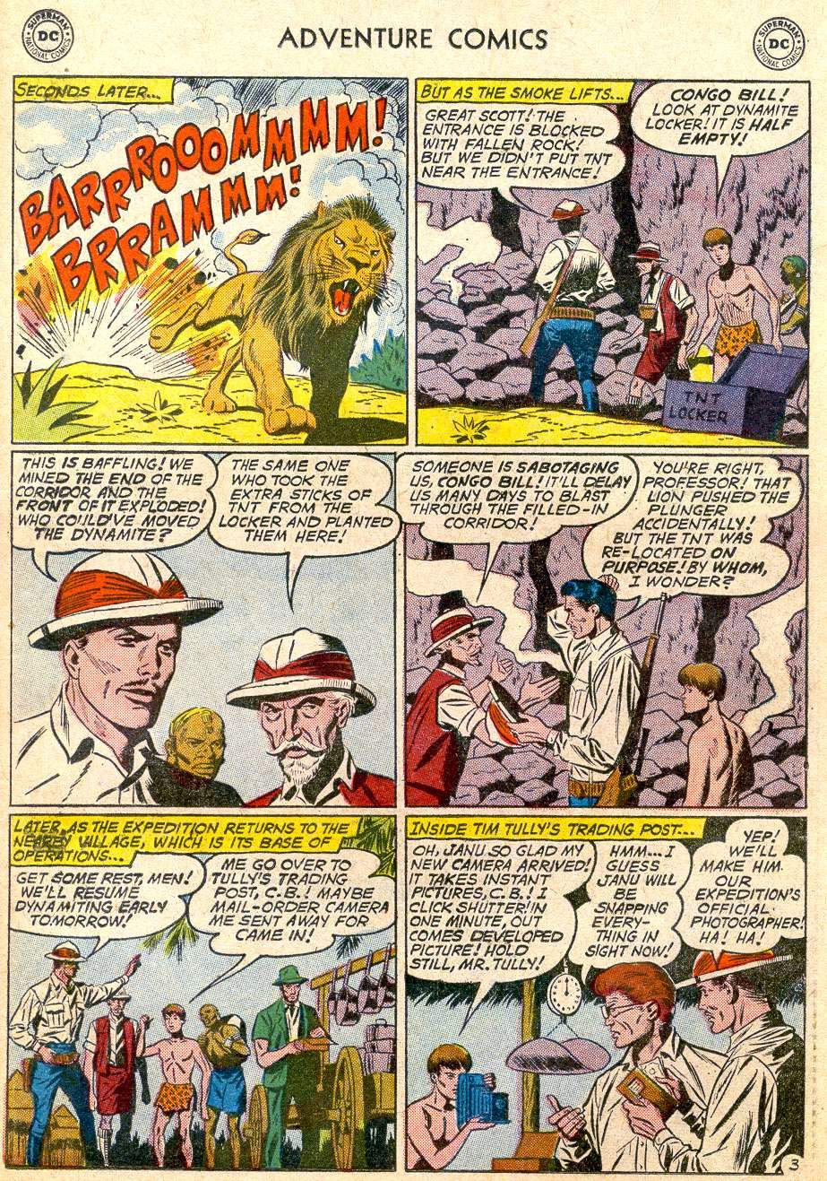 Read online Adventure Comics (1938) comic -  Issue #283 - 23