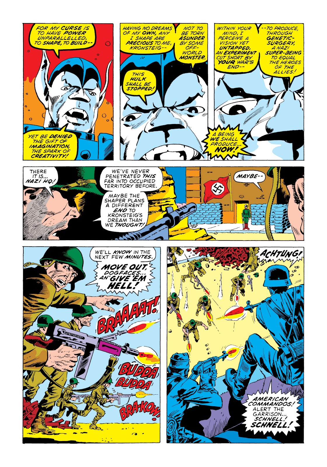 Read online Marvel Masterworks: The Incredible Hulk comic -  Issue # TPB 8 (Part 3) - 53