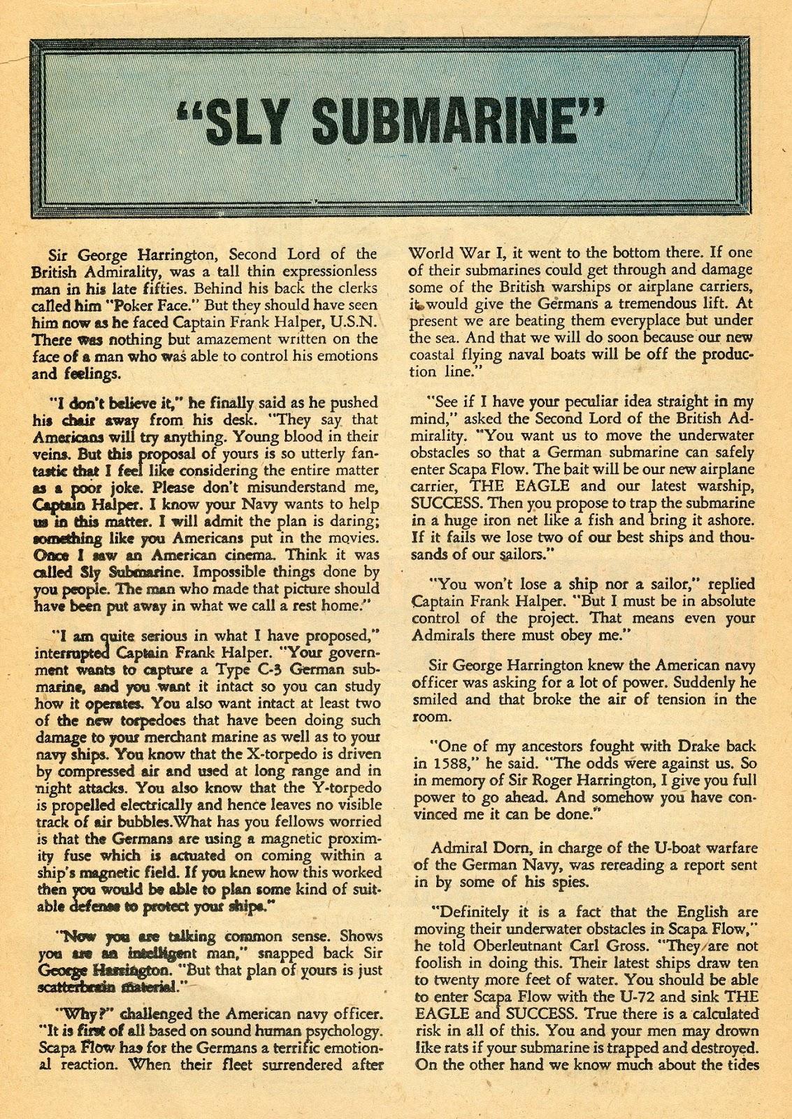 Read online Fightin' Navy comic -  Issue #77 - 16
