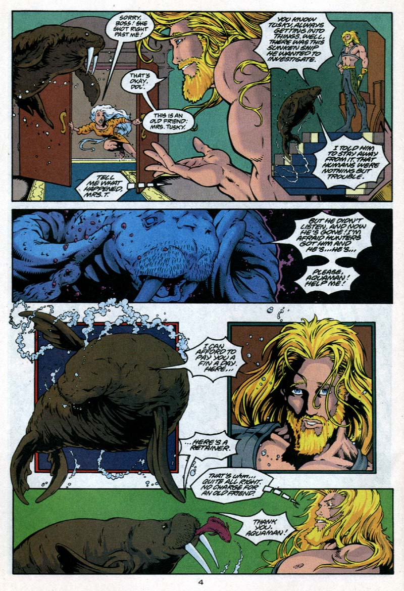 Read online Aquaman (1994) comic -  Issue #Aquaman (1994) _Annual 3 - 5