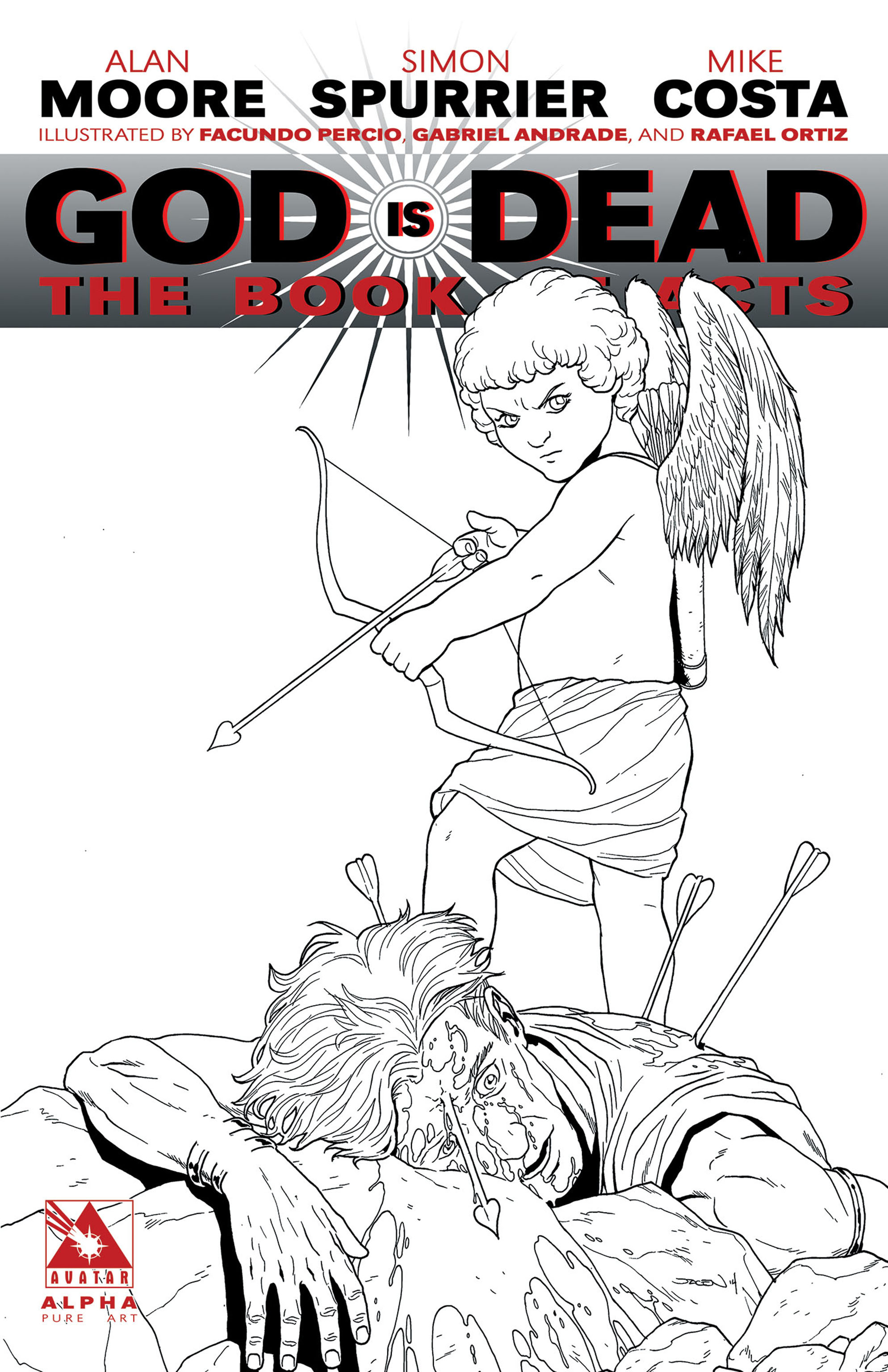 Read online God is Dead: Book of Acts comic -  Issue # Alpha - 7
