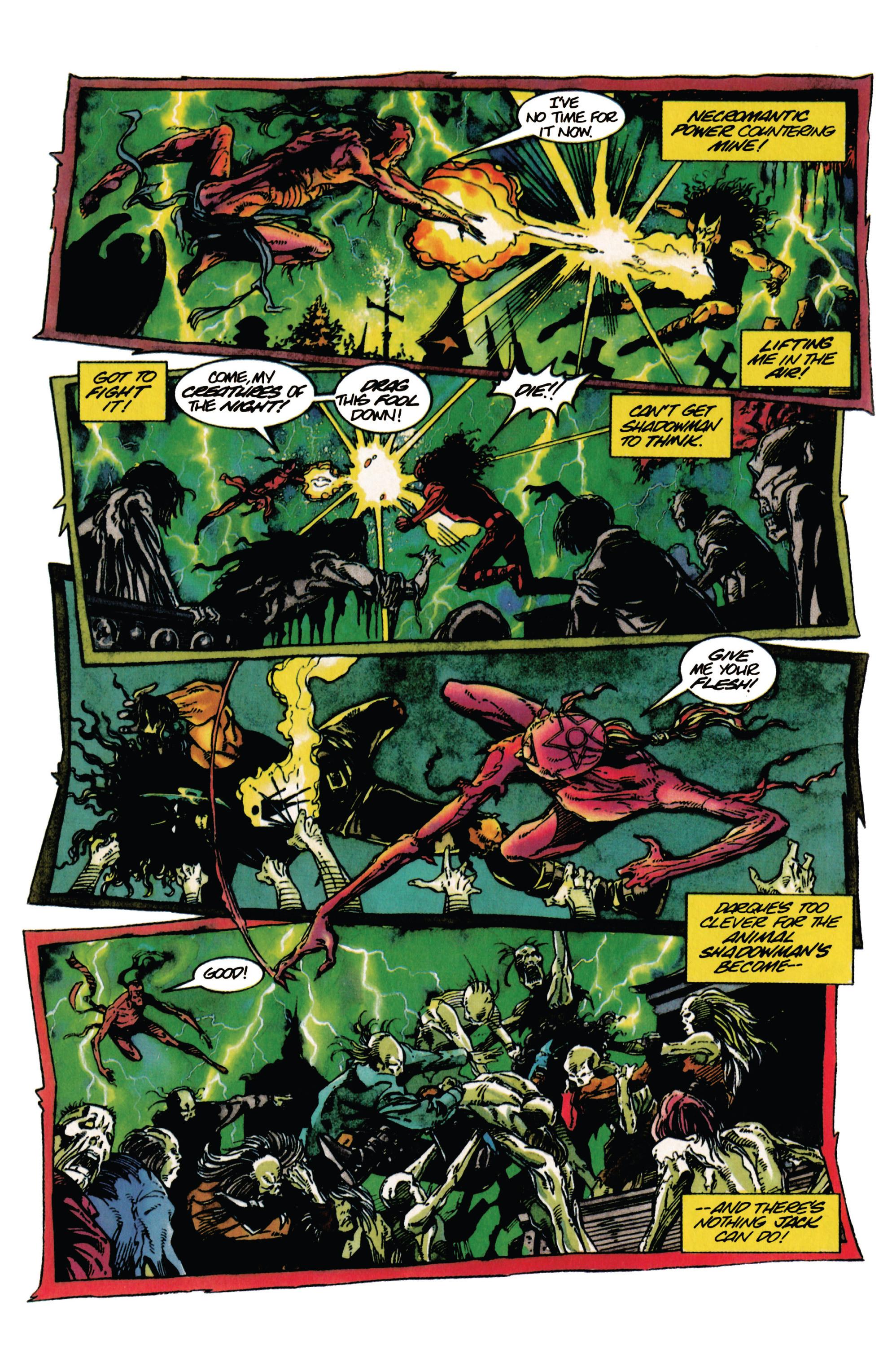 Read online Shadowman (1992) comic -  Issue #29 - 11