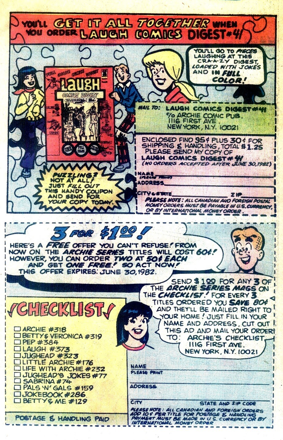 Read online Madhouse Comics comic -  Issue #128 - 19