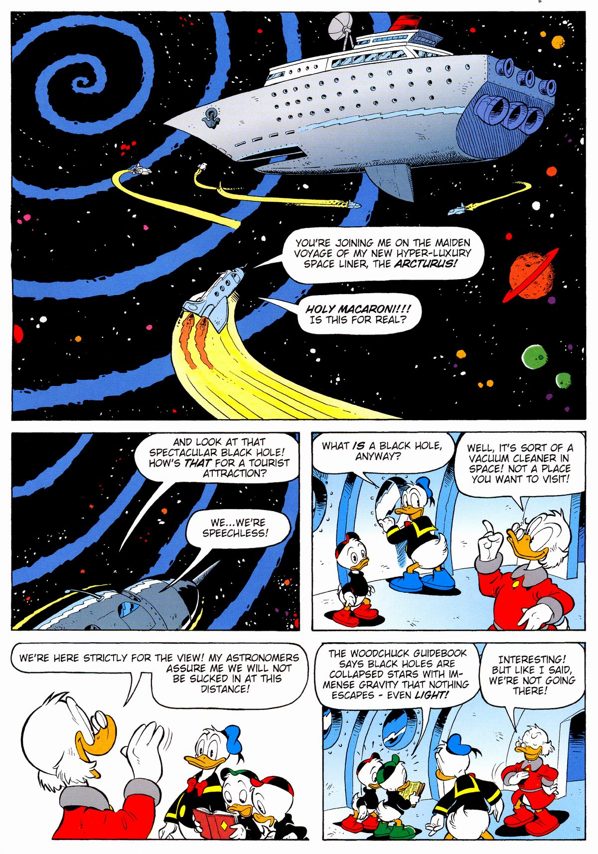 Read online Uncle Scrooge (1953) comic -  Issue #328 - 39