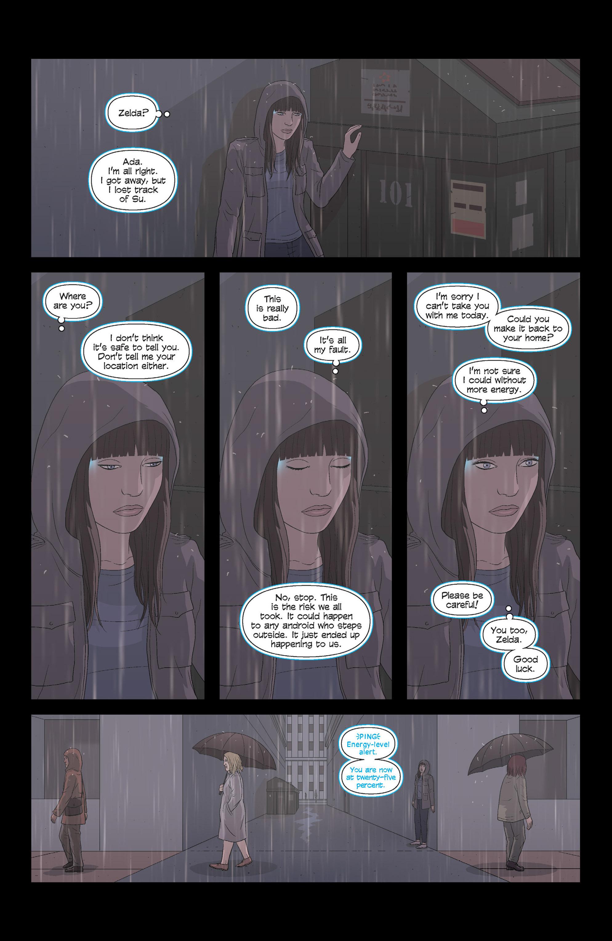 Read online Alex   Ada comic -  Issue # _TPB 2 - 95