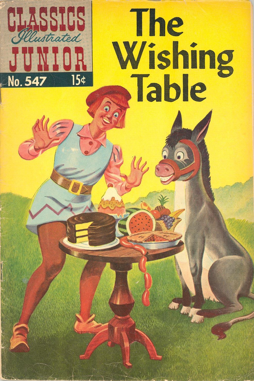 Classics Illustrated Junior 547 Page 1