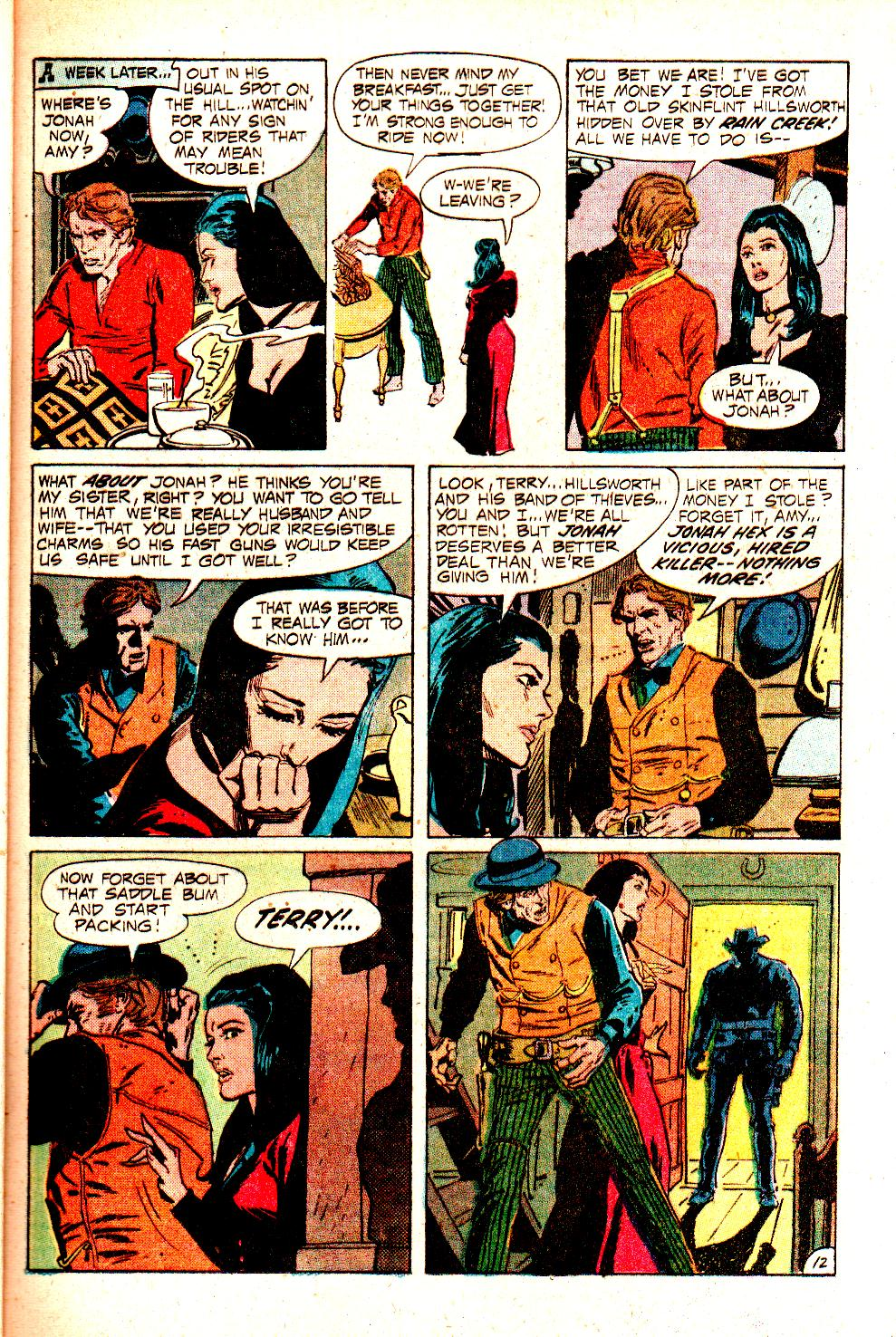 Read online All-Star Western (1970) comic -  Issue #11 - 17