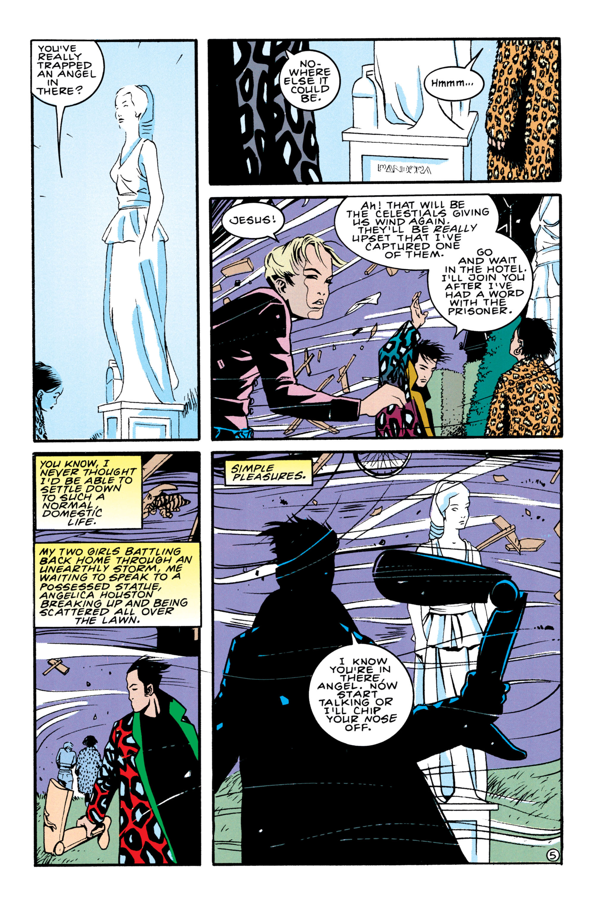 Read online Shade, the Changing Man comic -  Issue #41 - 6