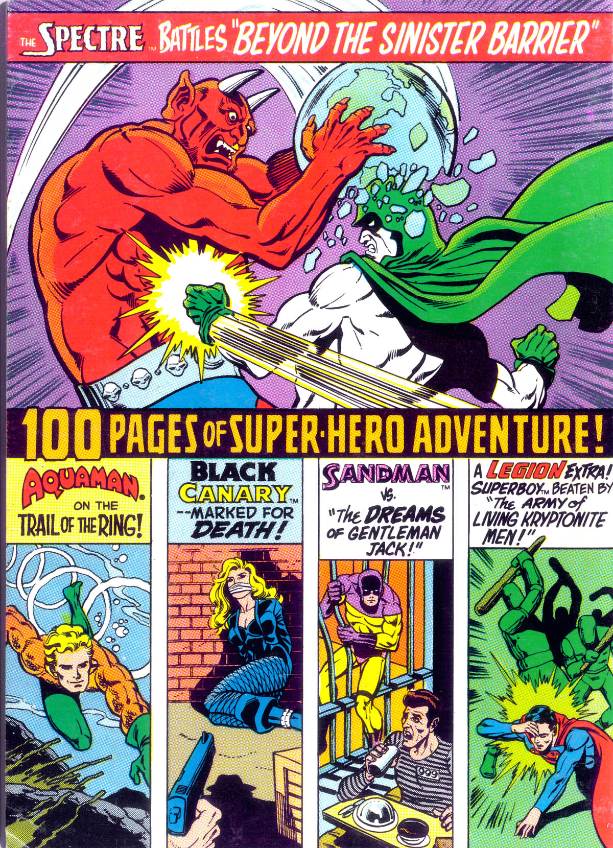 Read online Adventure Comics (1938) comic -  Issue #492 - 99