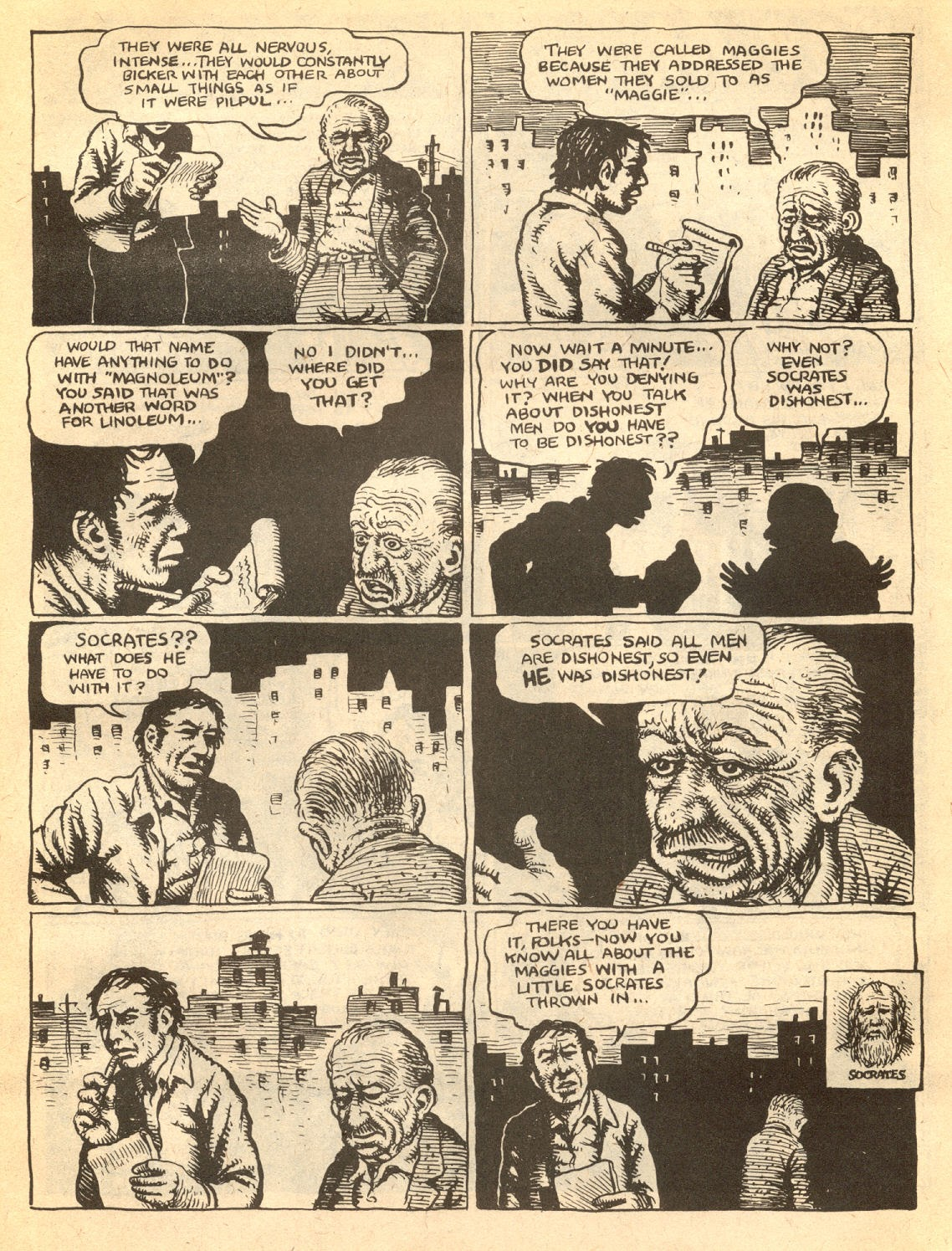 American Splendor (1976) issue 7 - Page 7