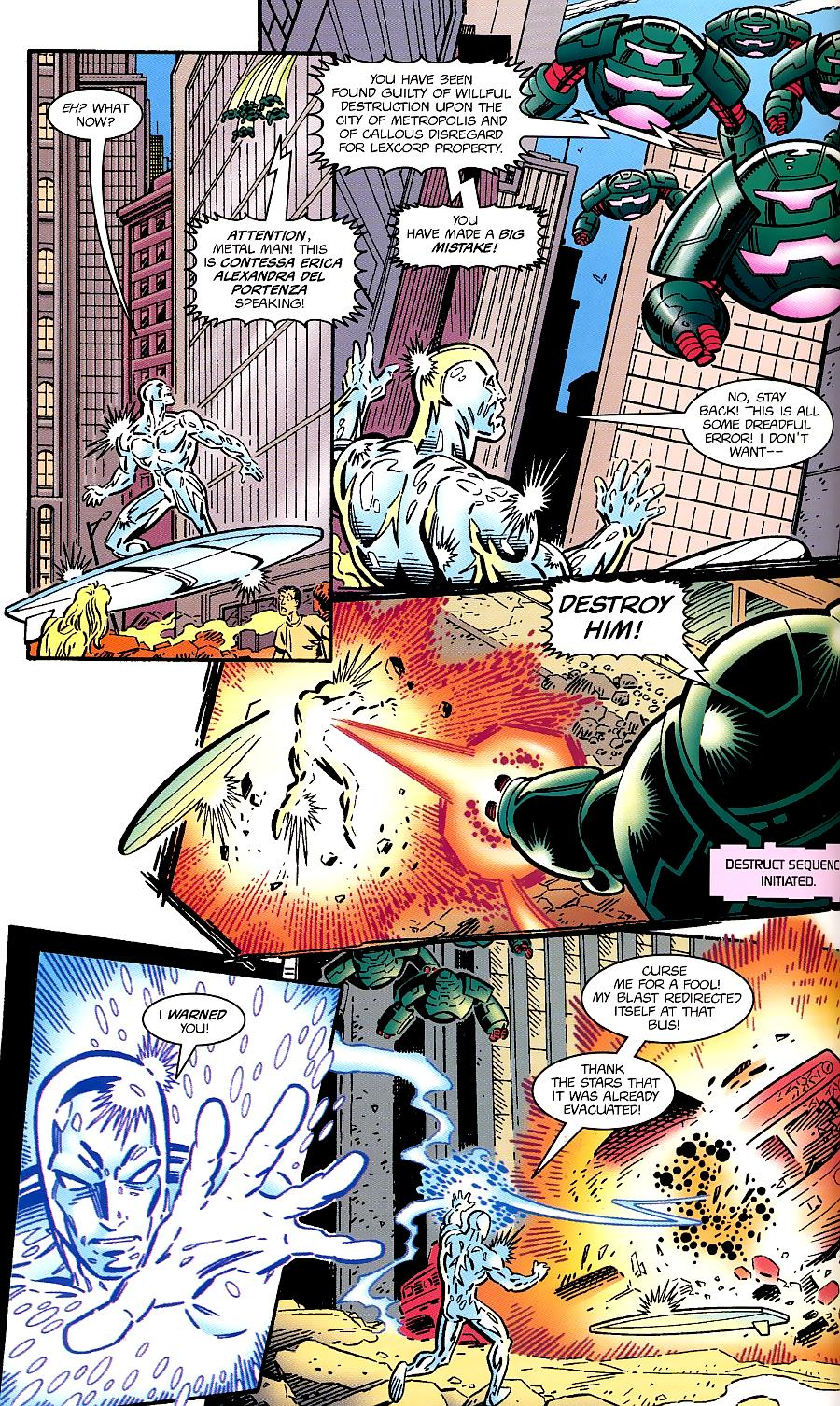 Read online Silver Surfer/Superman comic -  Issue # Full - 16
