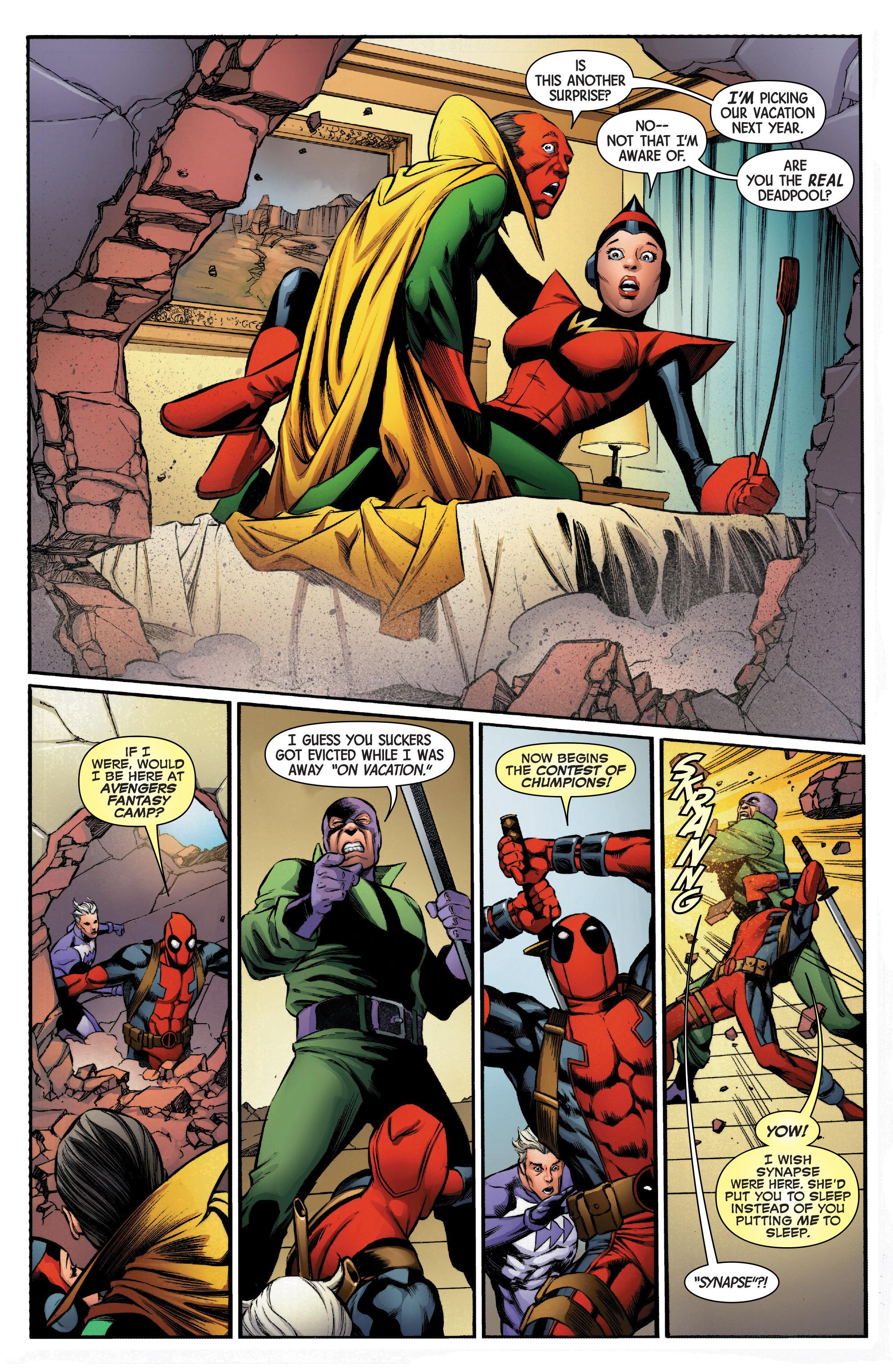 Read online Uncanny Avengers [II] comic -  Issue #6 - 6