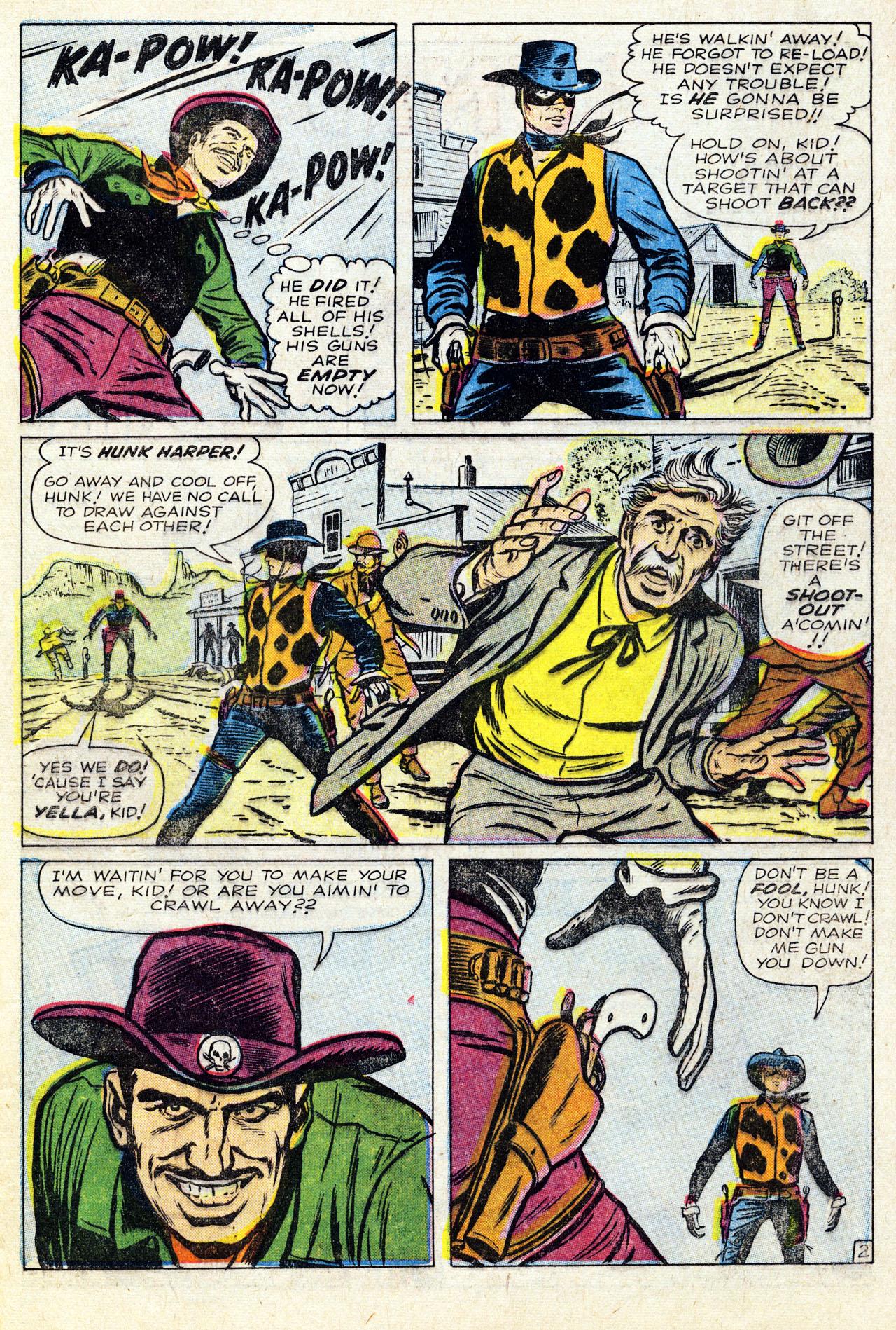 Read online Two-Gun Kid comic -  Issue #64 - 29