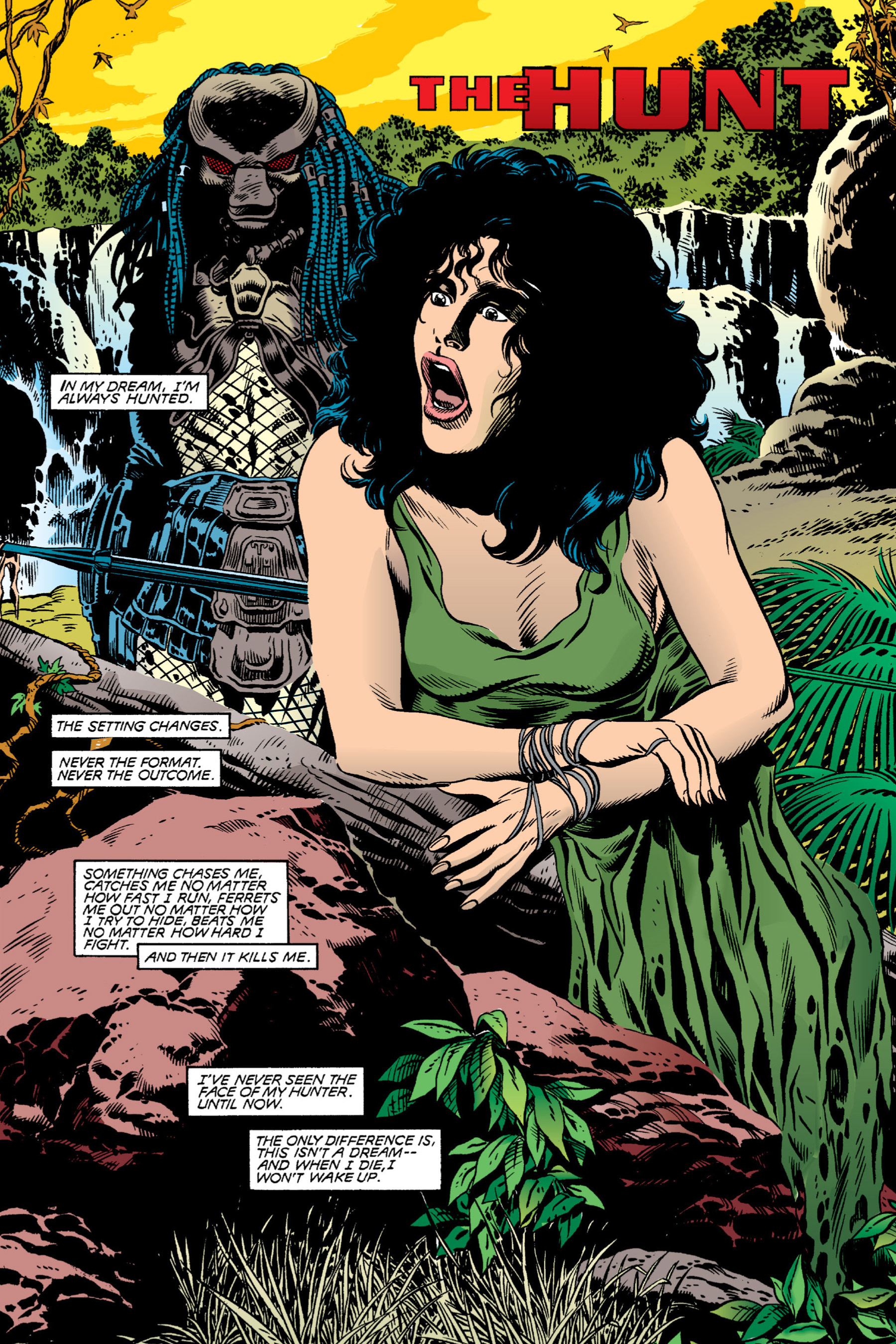 Read online Aliens vs. Predator Omnibus comic -  Issue # _TPB 2 Part 1 - 35