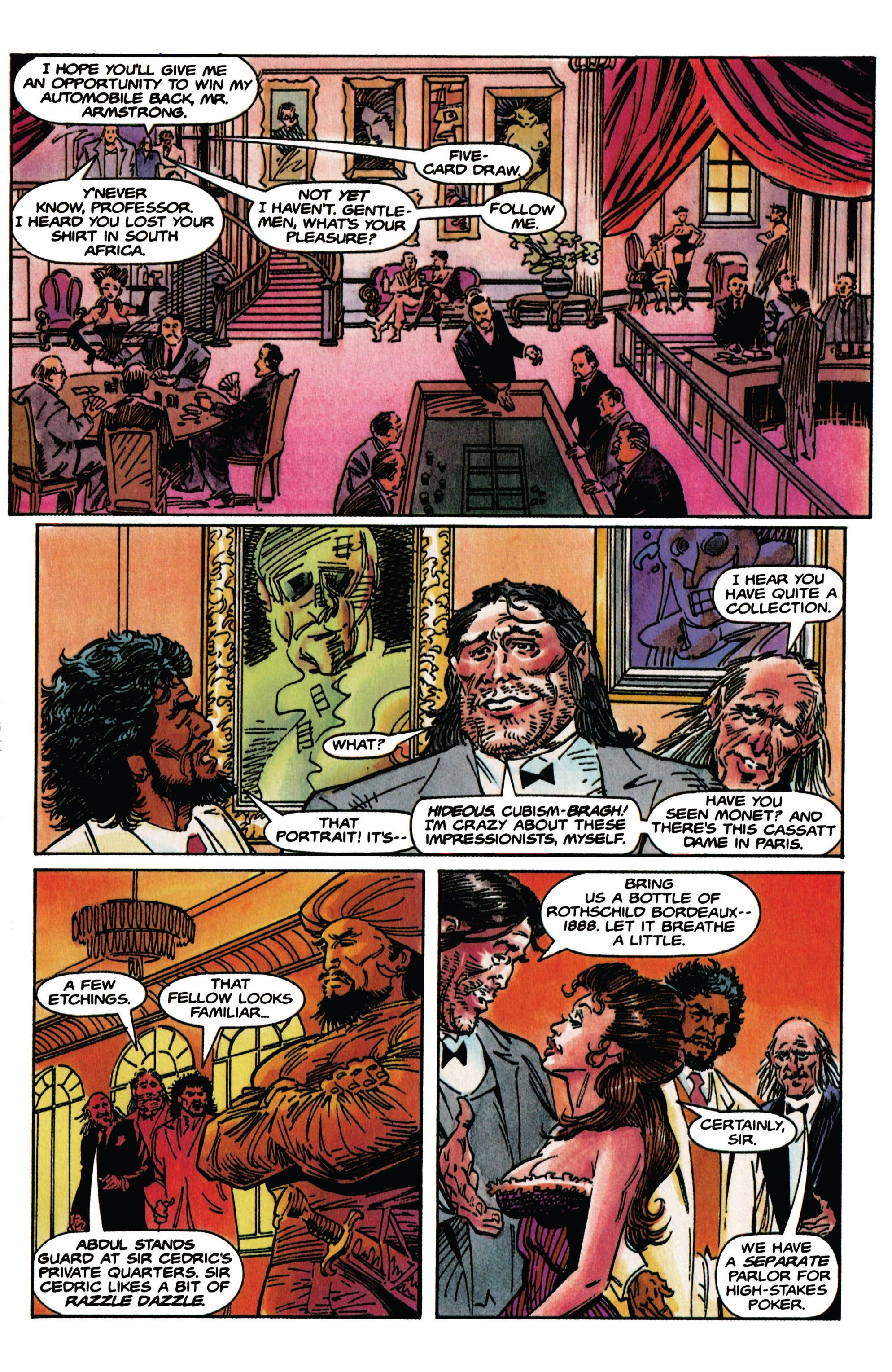 Read online Shadowman (1992) comic -  Issue # _TPB 1 - 16