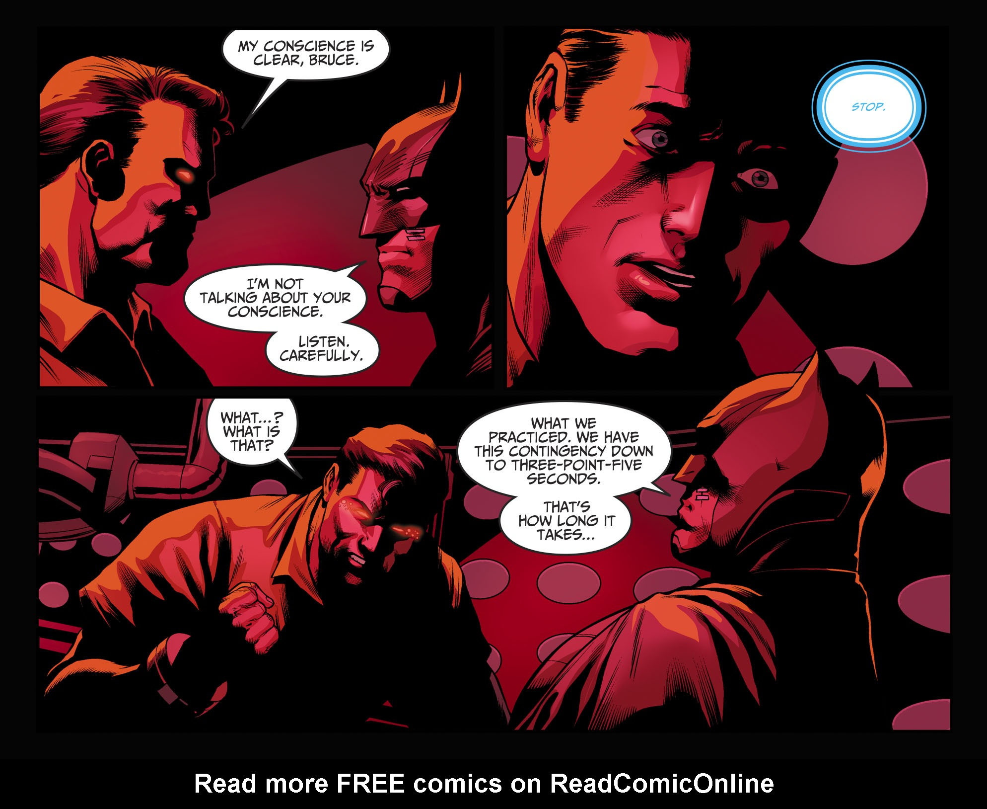 Read online Injustice 2 comic -  Issue #5 - 21