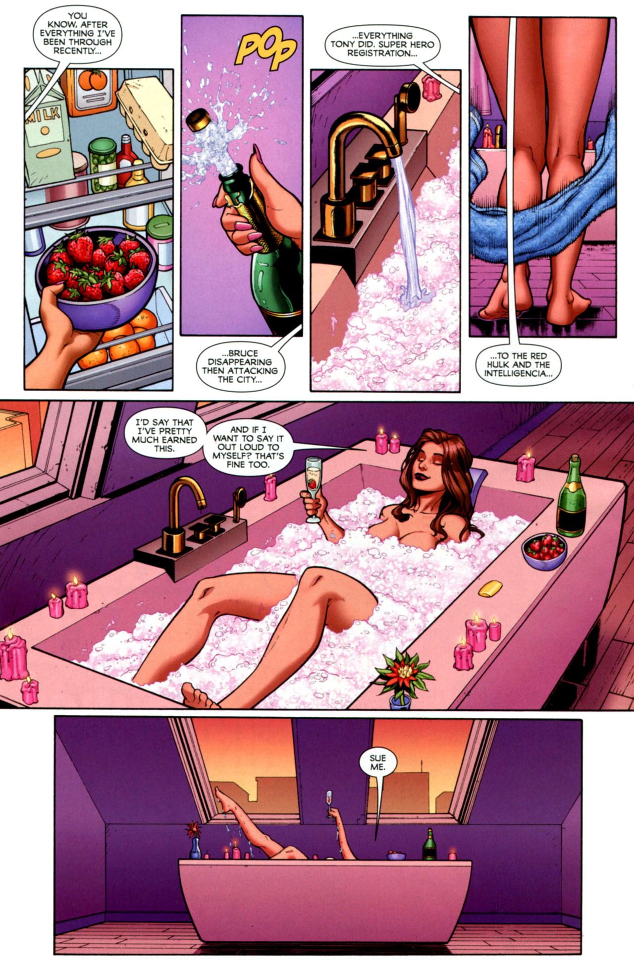Read online She-Hulks comic -  Issue #1 - 14