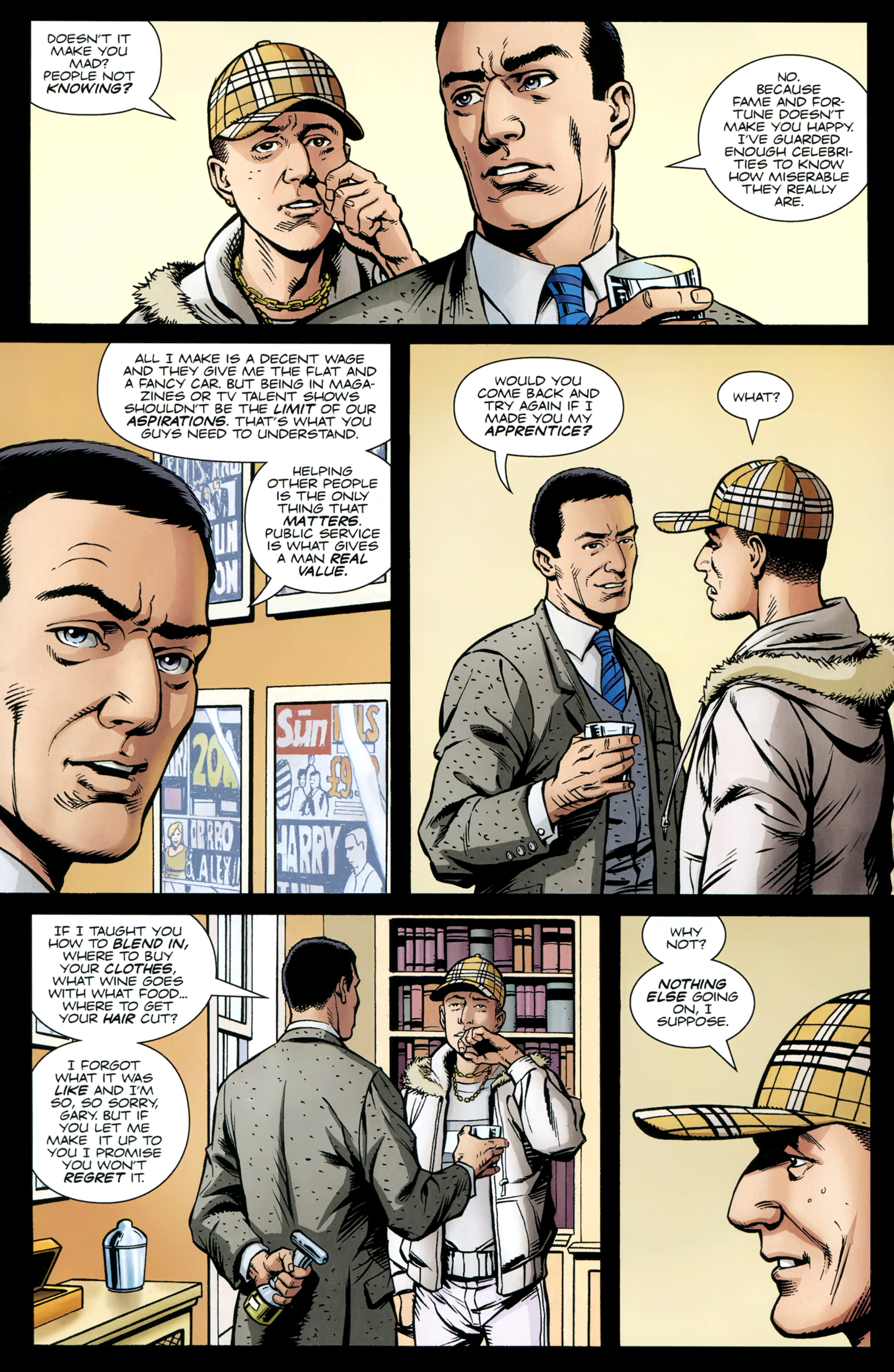 Read online Secret Service comic -  Issue #4 - 8