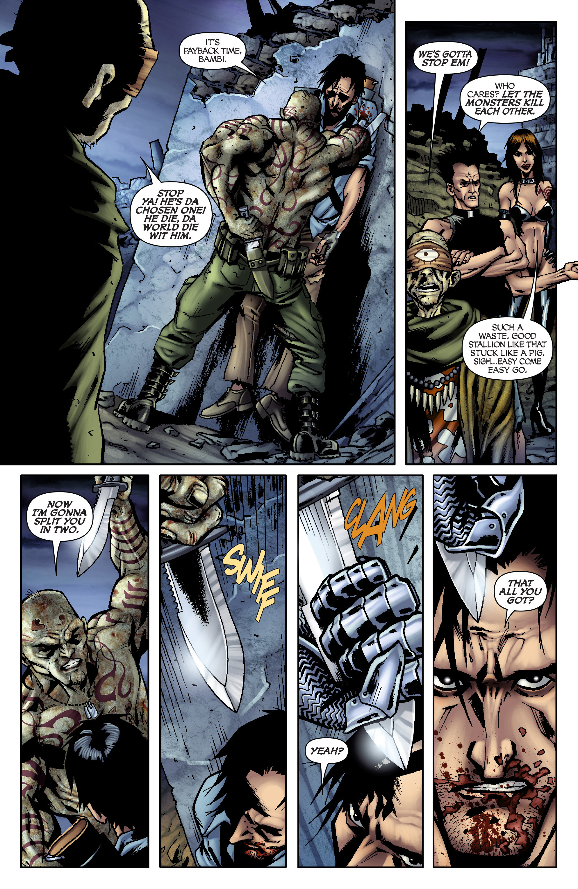 Read online Army of Darkness: From the Ashes comic -  Issue #Army of Darkness: From the Ashes TPB - 80