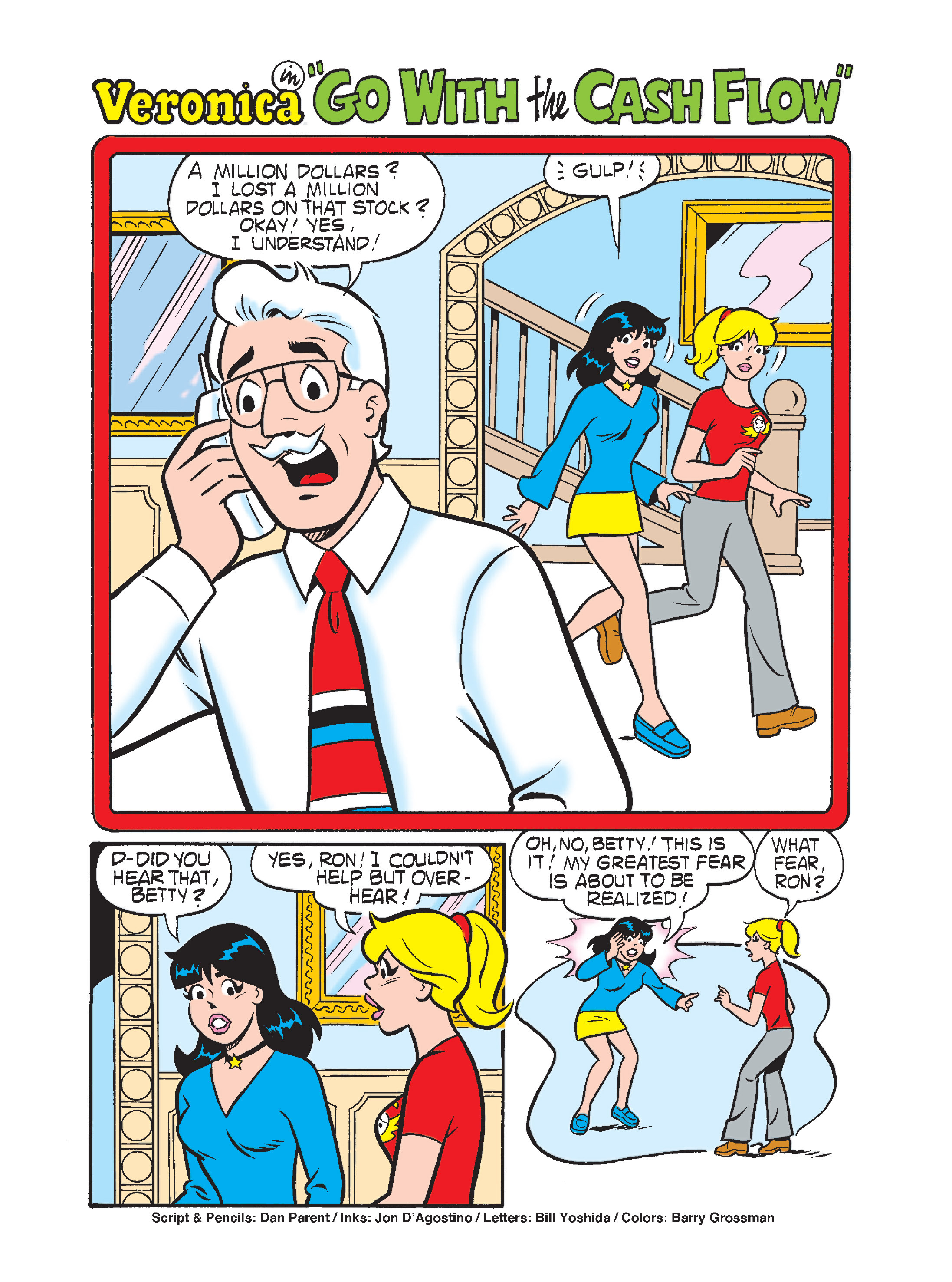 Read online Archie 1000 Page Comics Bonanza comic -  Issue #2 (Part 1) - 84