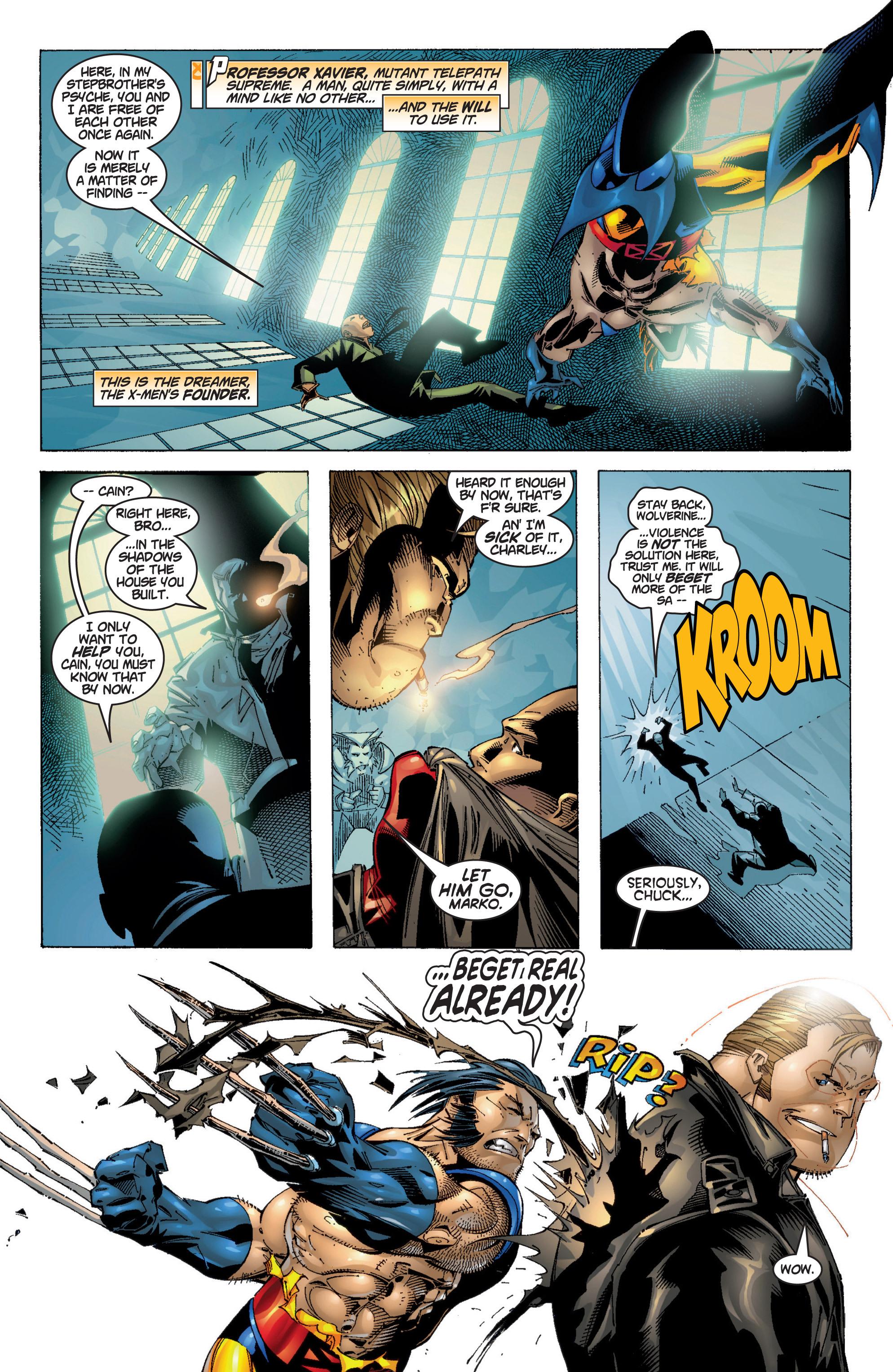 Read online Uncanny X-Men (1963) comic -  Issue #369 - 8