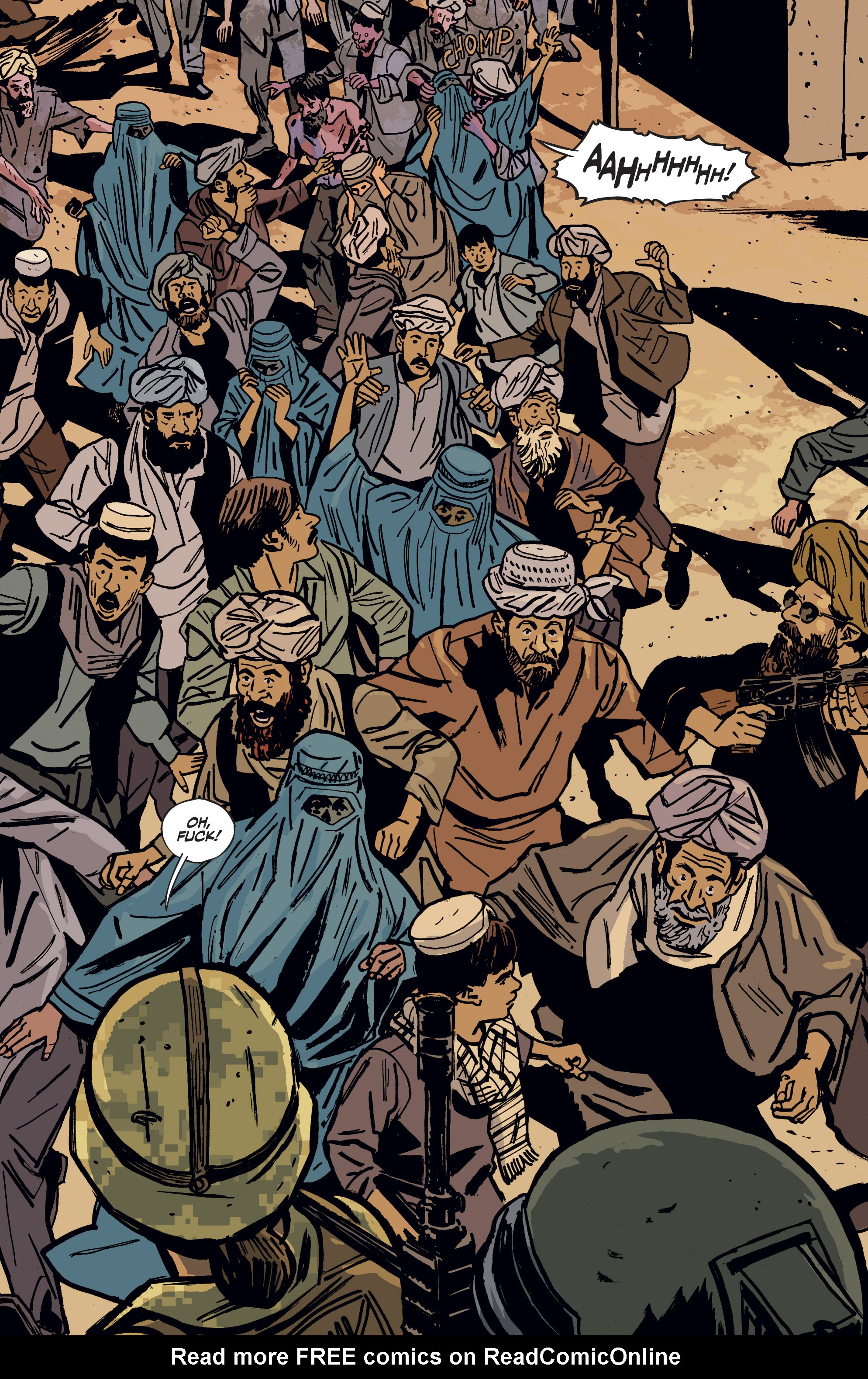 Read online Graveyard of Empires comic -  Issue # TPB - 65