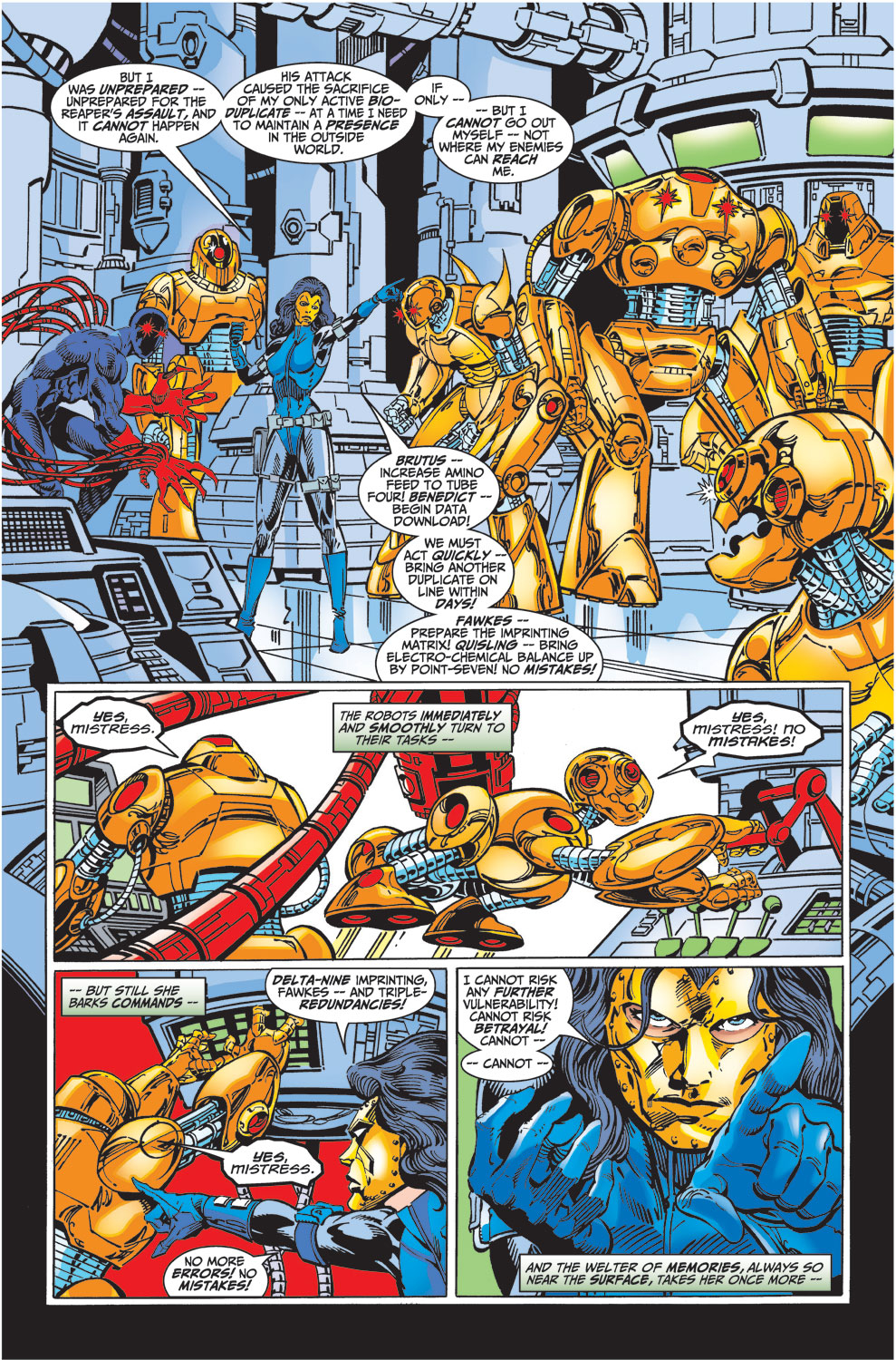 Read online Avengers (1998) comic -  Issue #32 - 12