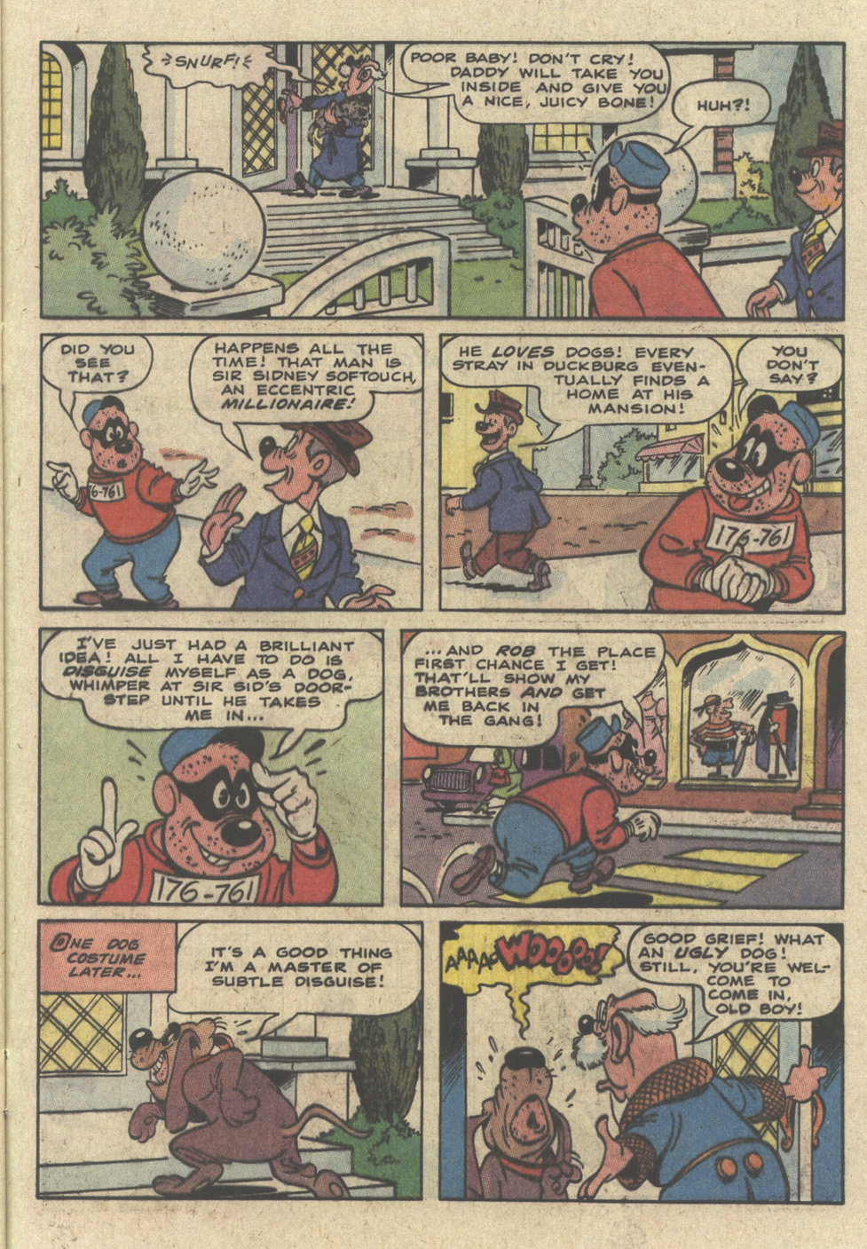 Read online Uncle Scrooge (1953) comic -  Issue #236 - 29