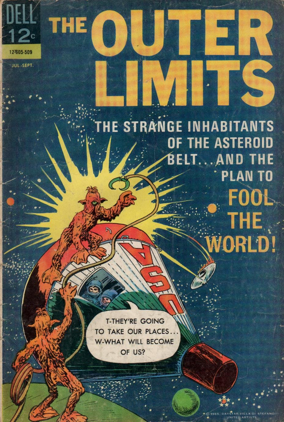 The Outer Limits 7 Page 1