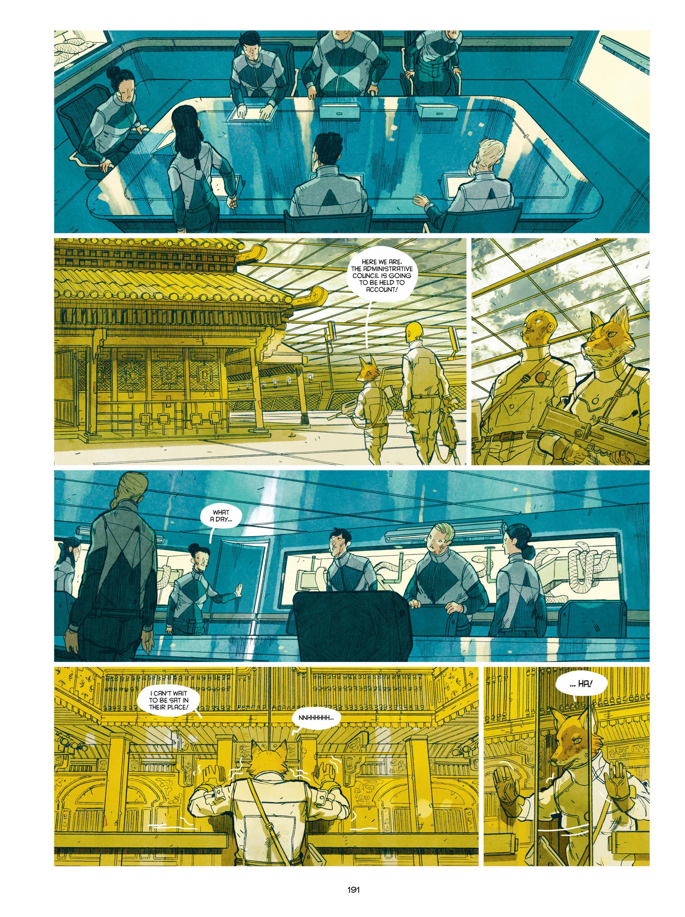 Read online Shangri-La comic -  Issue # Full - 192