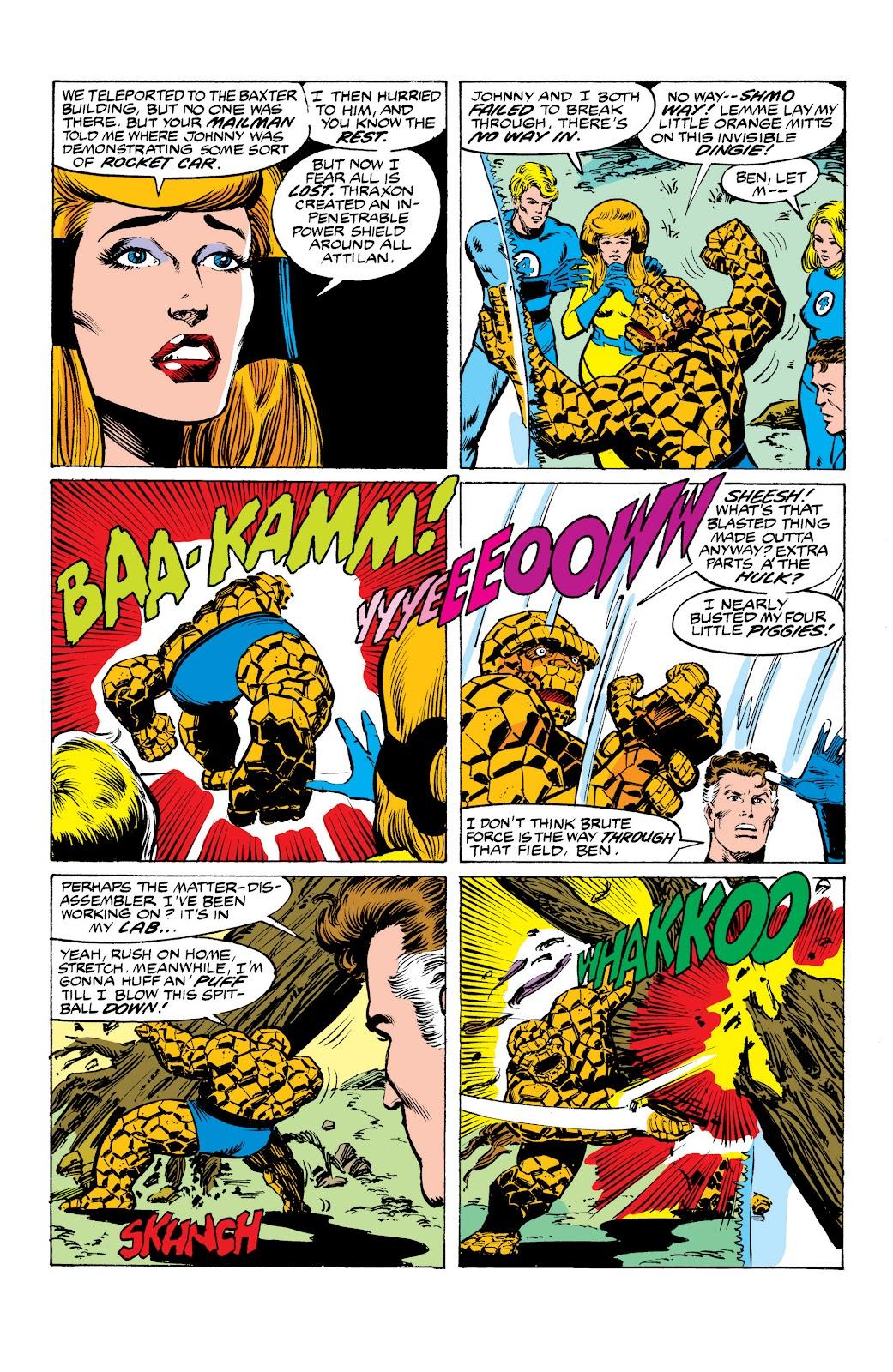 Read online Marvel Masterworks: The Inhumans comic -  Issue # TPB 2 (Part 3) - 61