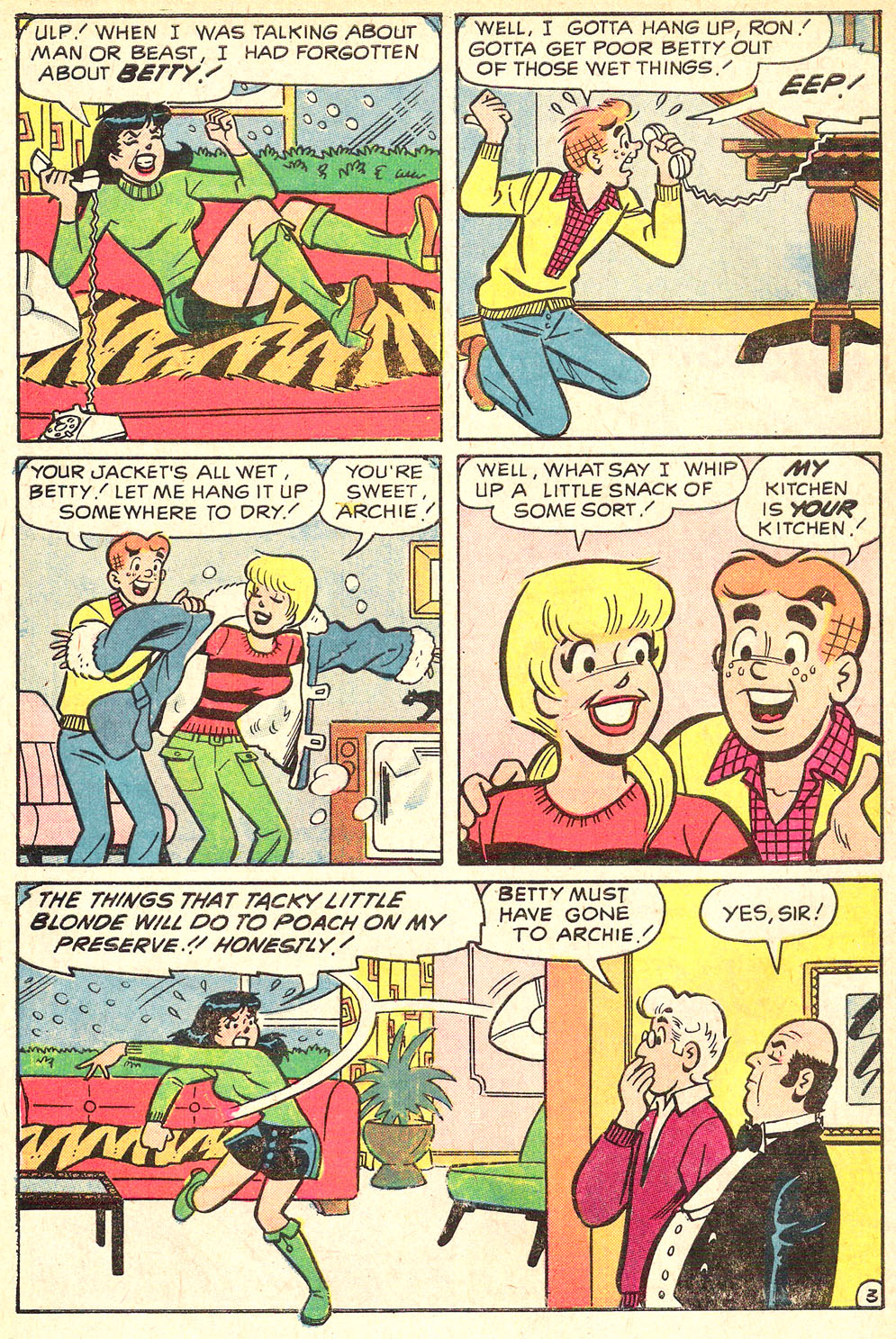Read online Archie's Girls Betty and Veronica comic -  Issue #196 - 30