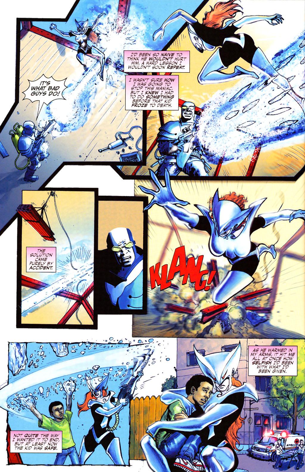 Read online ShadowHawk (2005) comic -  Issue #13 - 25