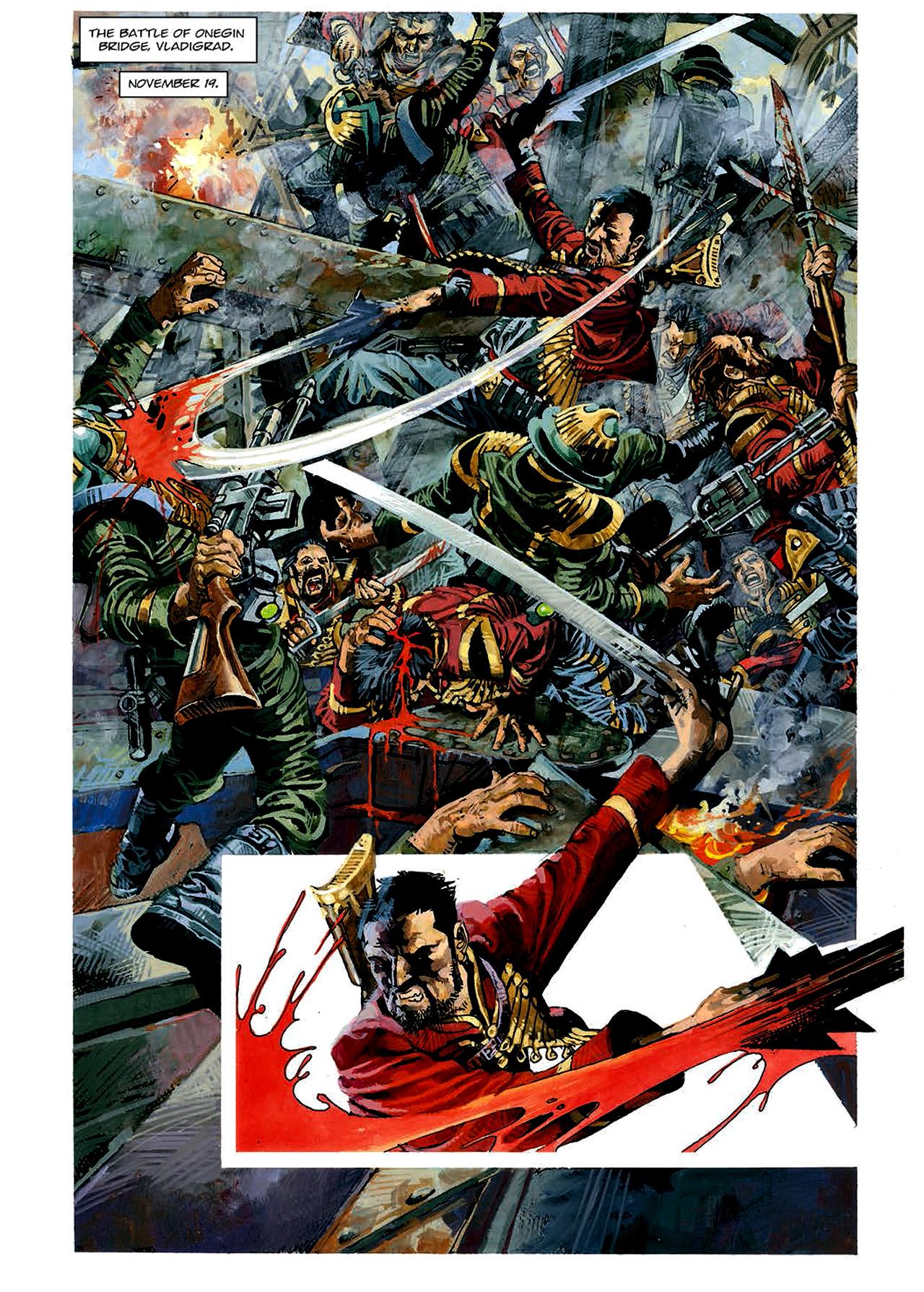 Read online Nikolai Dante comic -  Issue # TPB 4 - 75