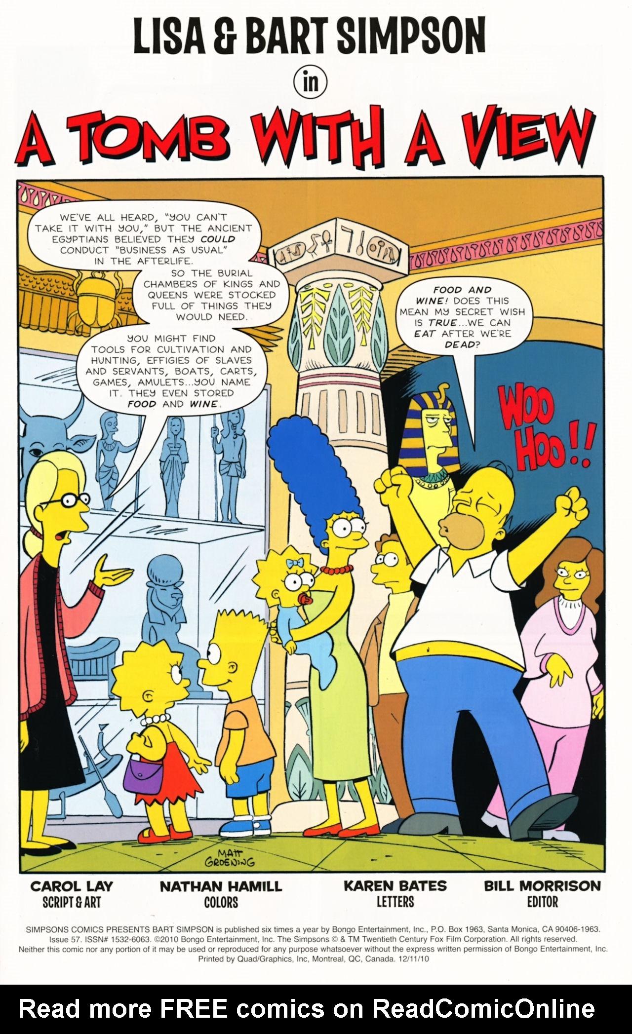 Read online Simpsons Comics Presents Bart Simpson comic -  Issue #57 - 3