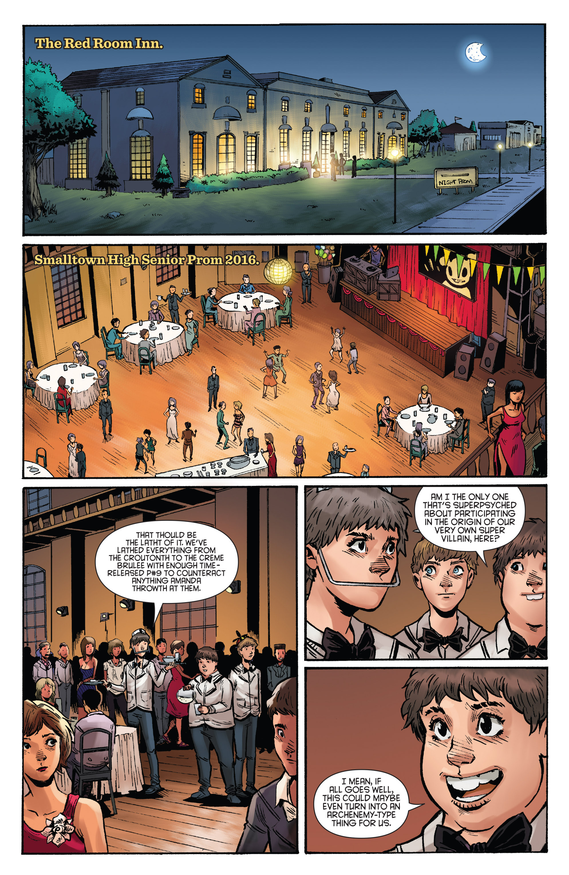 Read online Smosh comic -  Issue #2 - 18