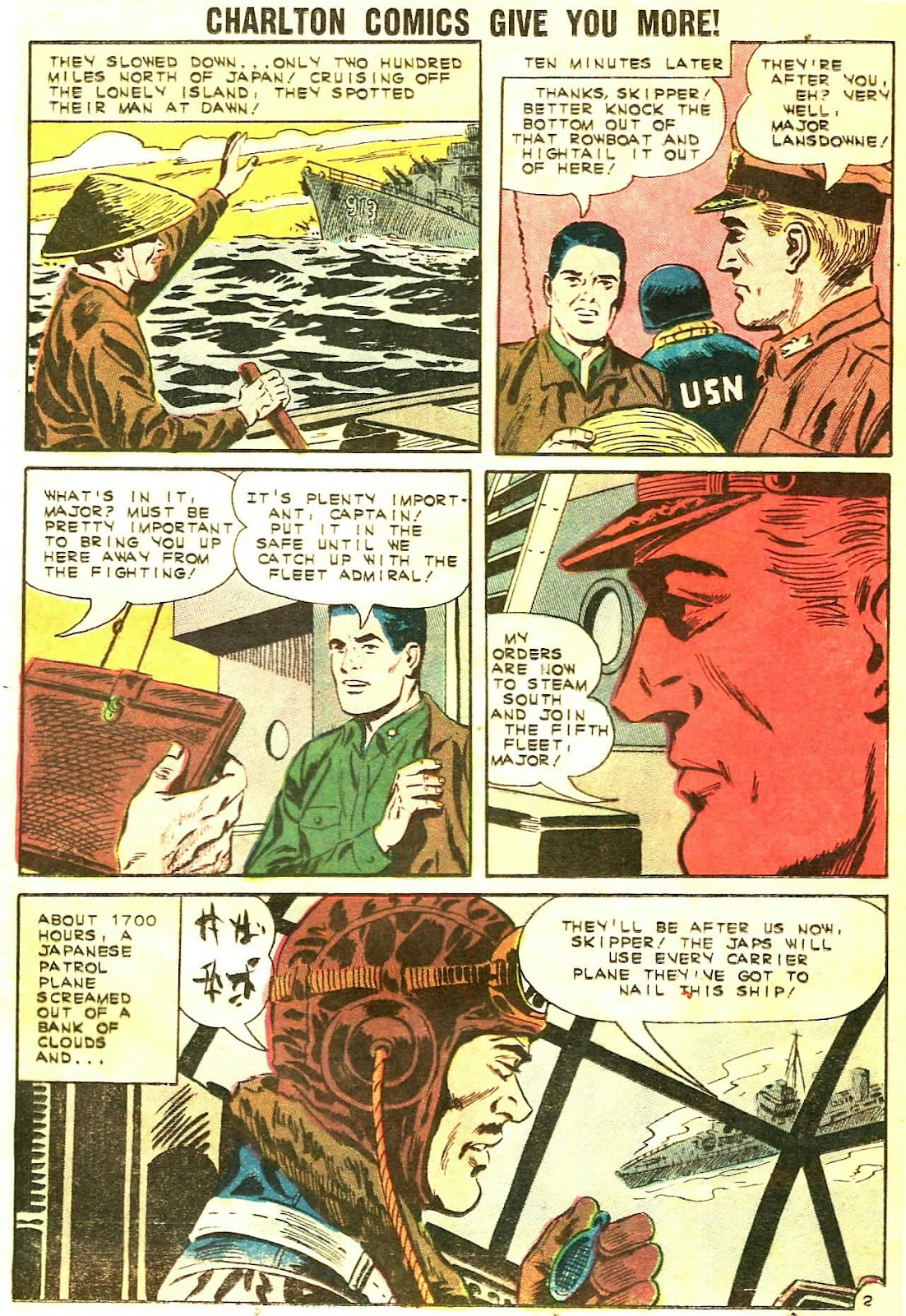 Read online Fightin' Navy comic -  Issue #102 - 13