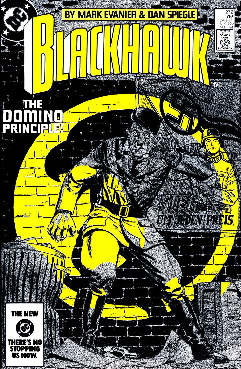 Blackhawk (1957) 272 Page 1