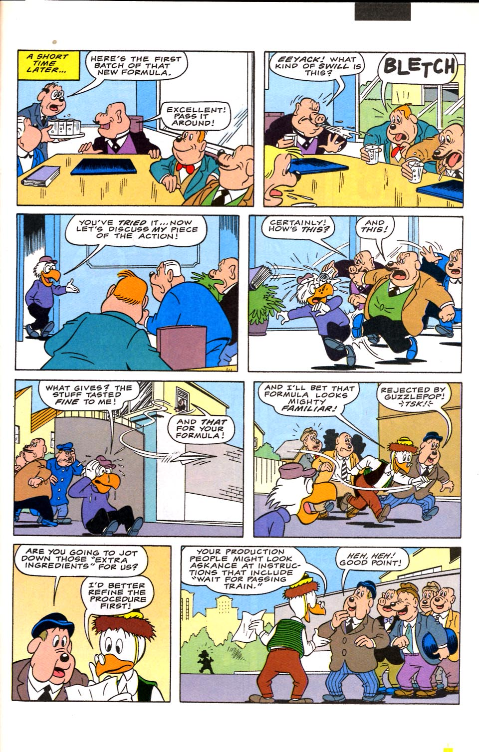 Read online Uncle Scrooge (1953) comic -  Issue #282 - 18