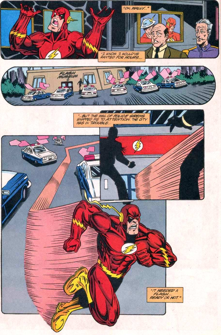 Read online The Flash (1987) comic -  Issue # _Annual 8 - 11