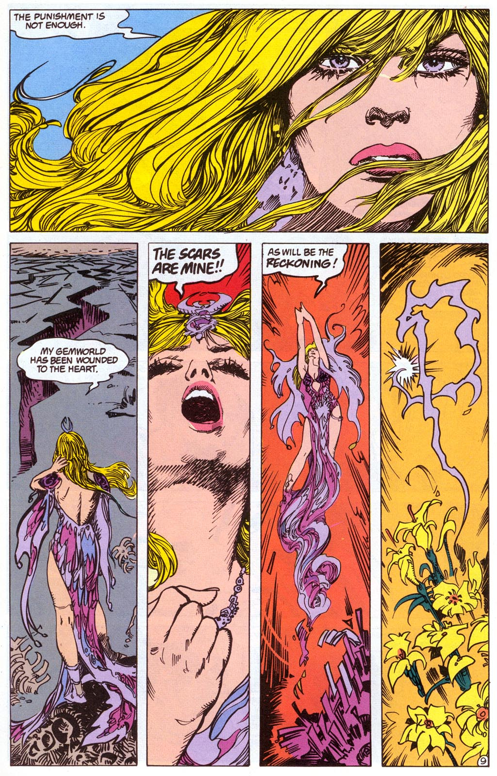Read online Amethyst (1987) comic -  Issue #4 - 11
