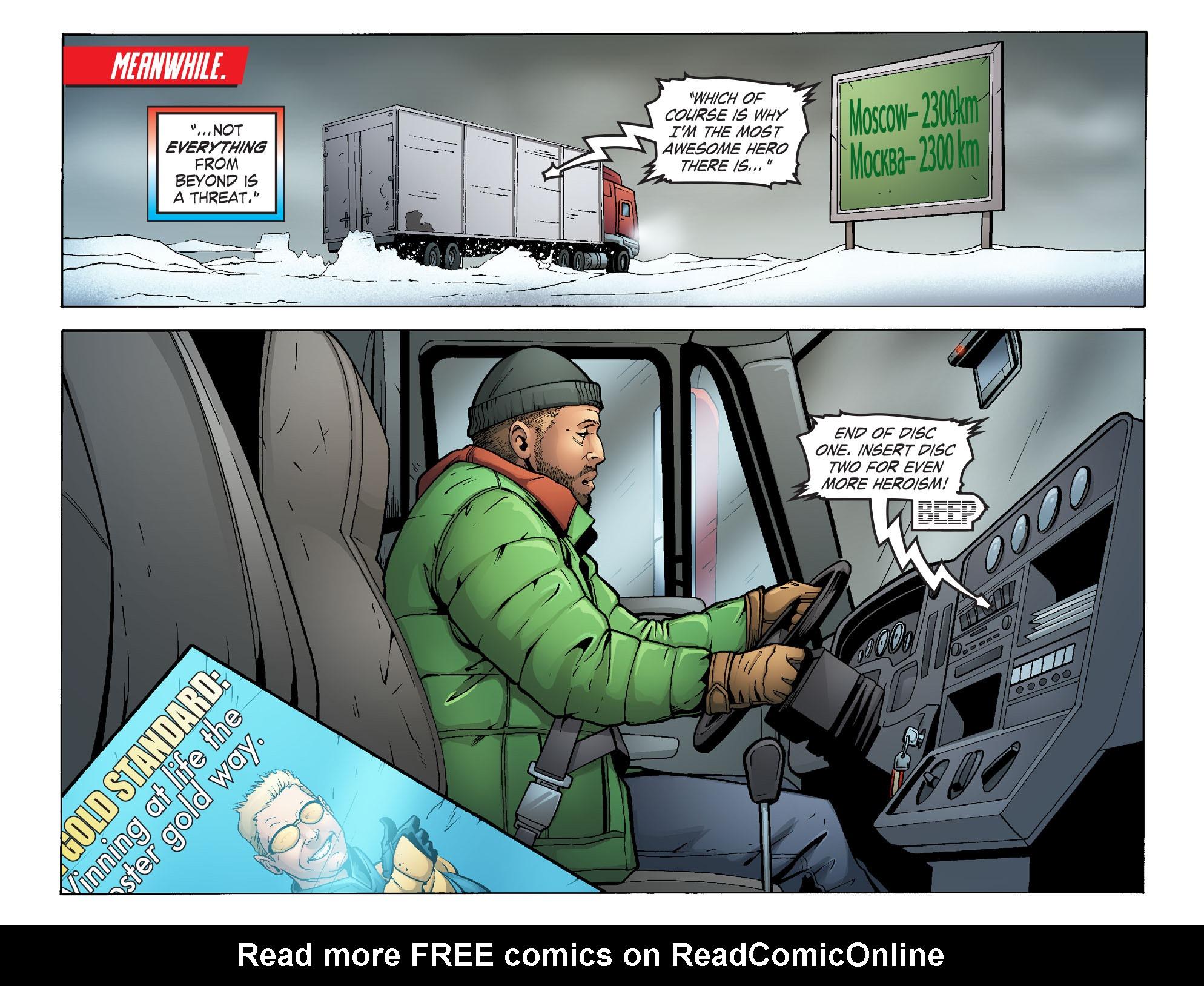 Read online Smallville: Alien comic -  Issue #1 - 19