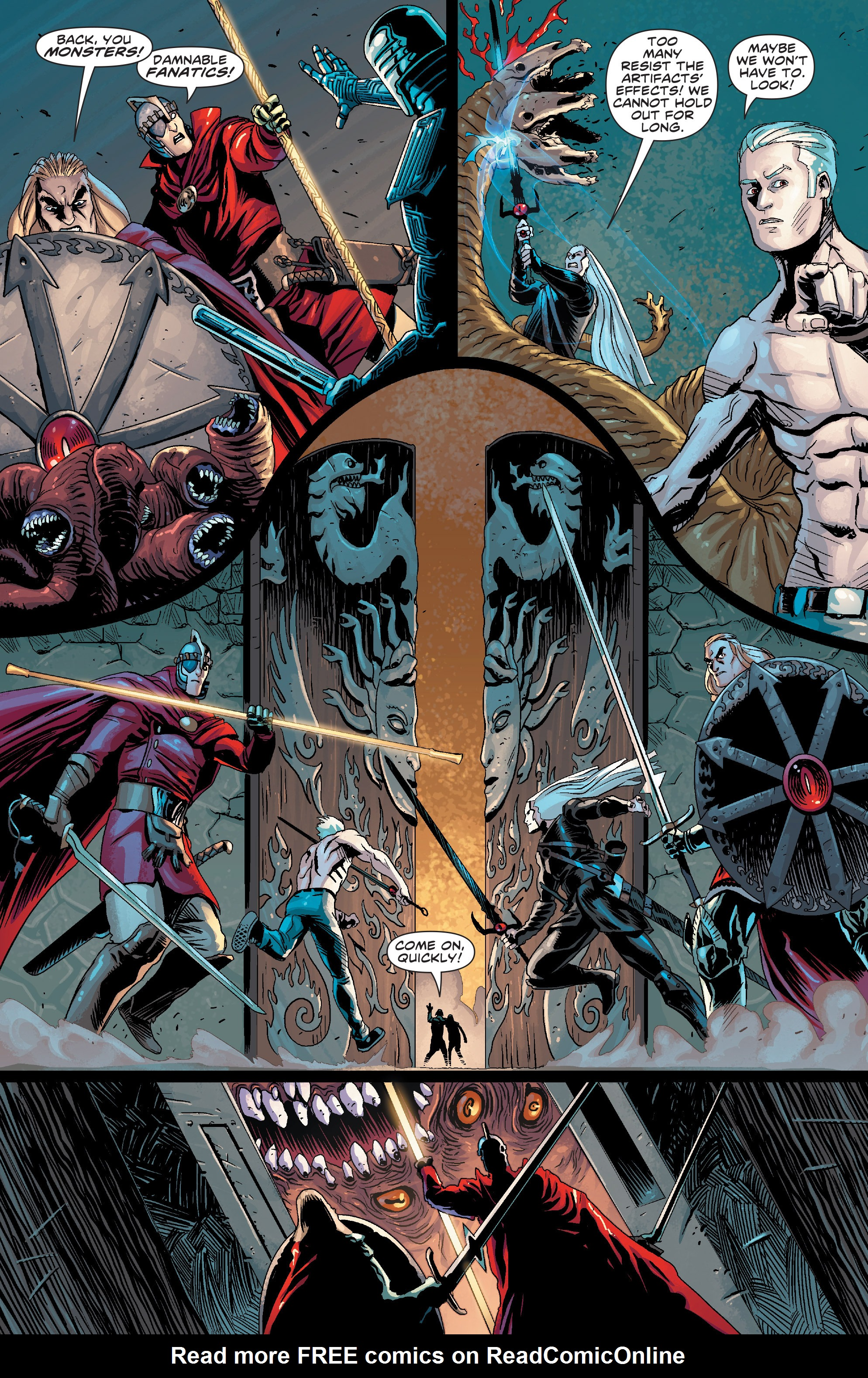 Read online Elric: The Balance Lost comic -  Issue # TPB 2 - 74
