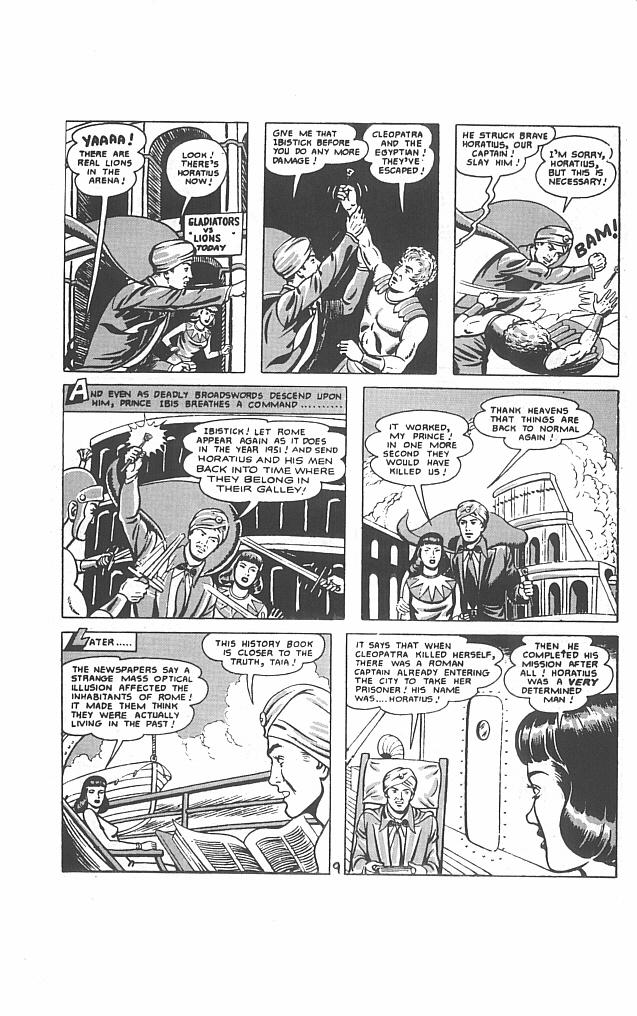 Read online Men of Mystery Comics comic -  Issue #24 - 44