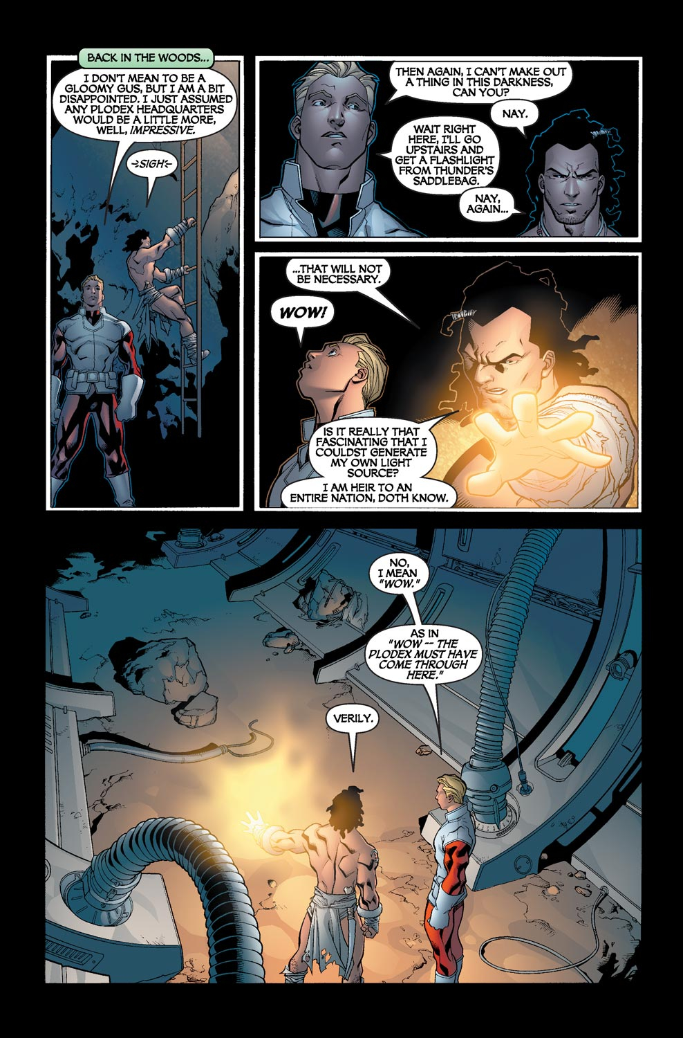 Alpha Flight (2004) issue 4 - Page 14