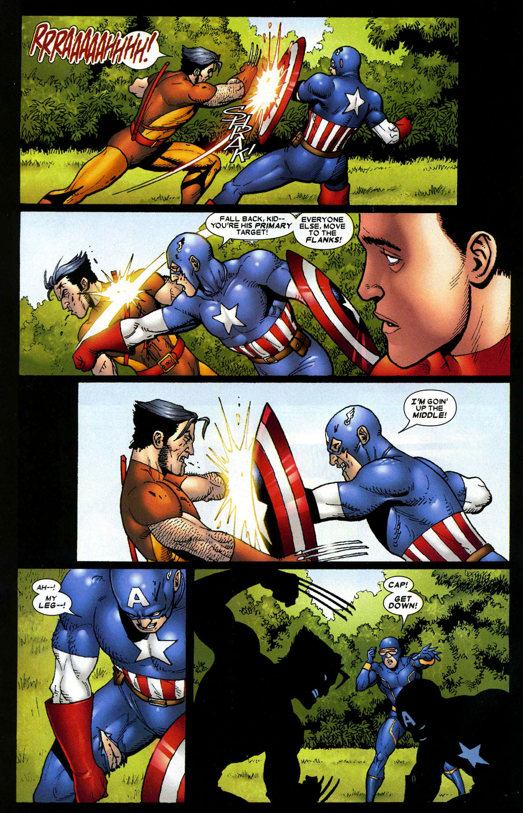 Read online Wolverine: Origins comic -  Issue #5 - 5