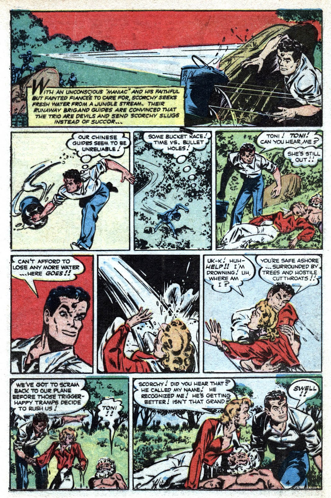 Read online Famous Funnies comic -  Issue #193 - 30